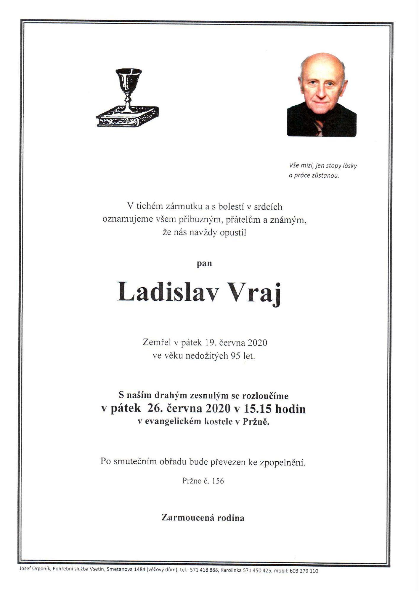 Ladislav Vraj