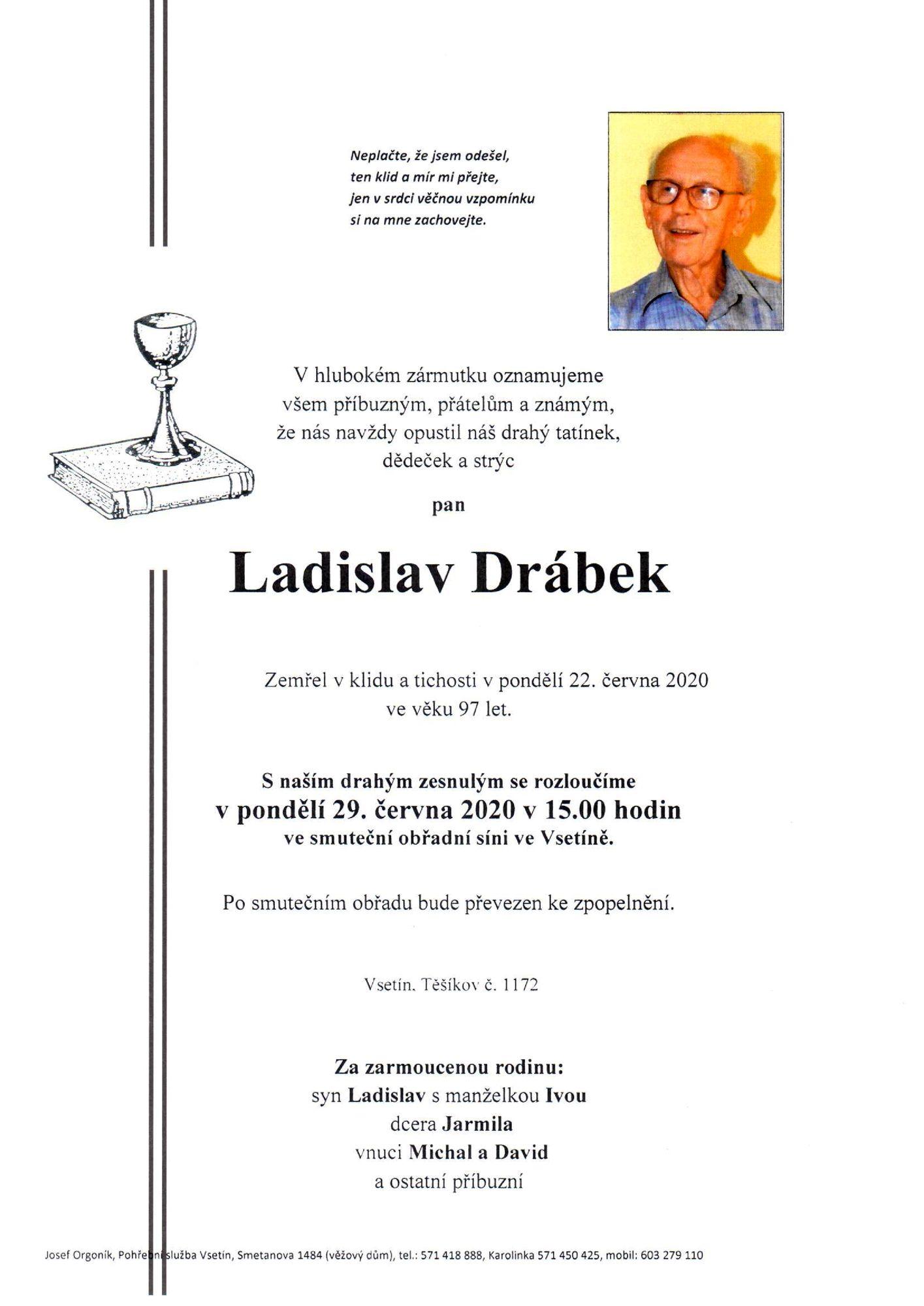 Ladislav Drábek