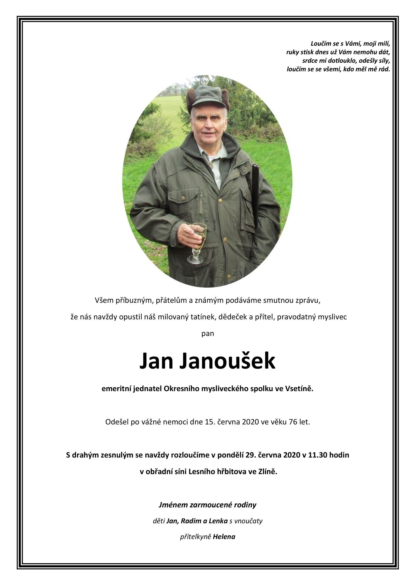 Jan Janoušek