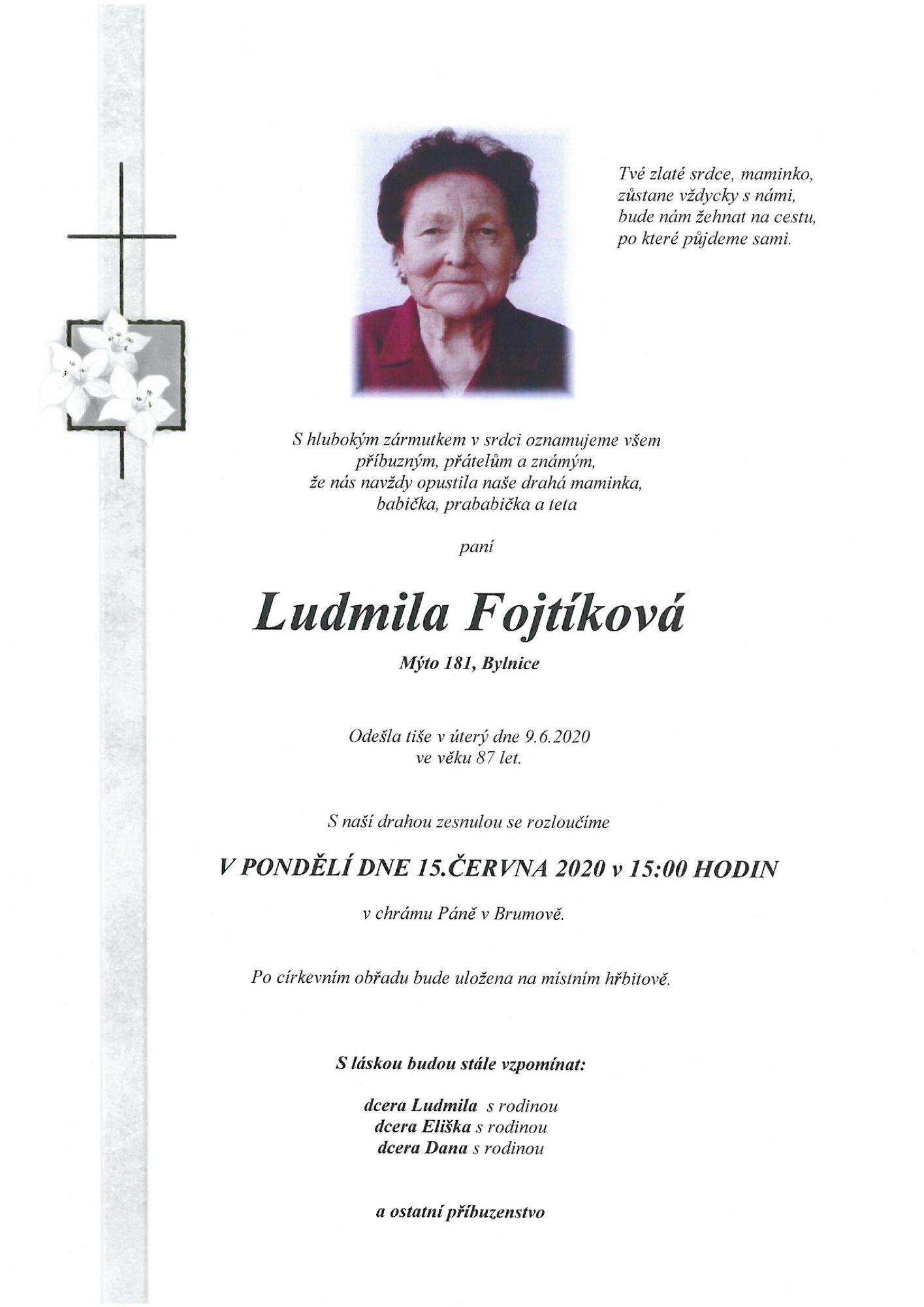 Ludmila Fojtíková