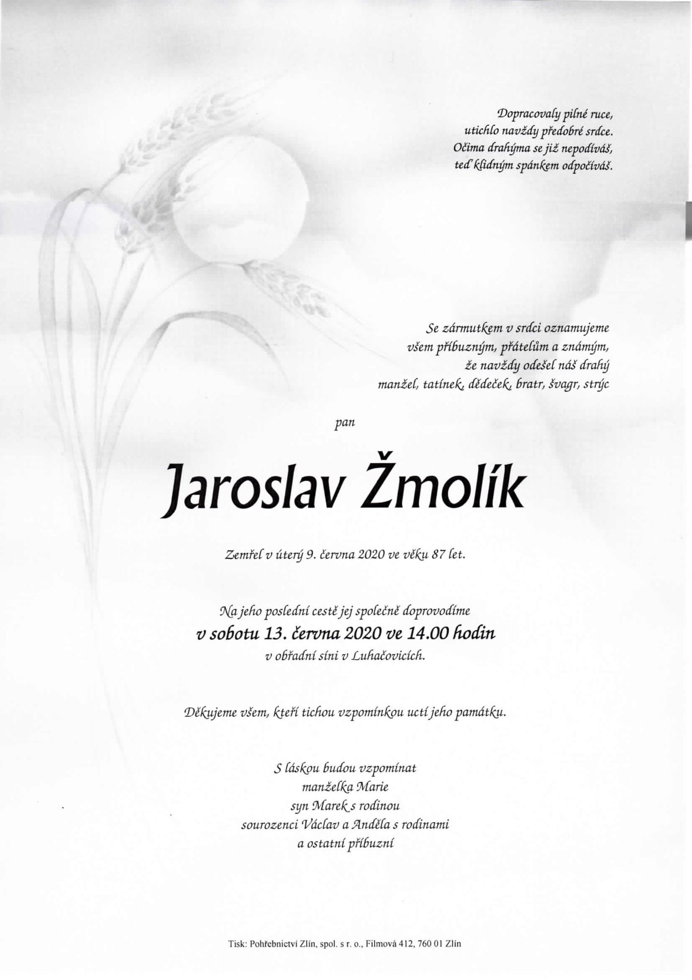 Jaroslav Žmolík