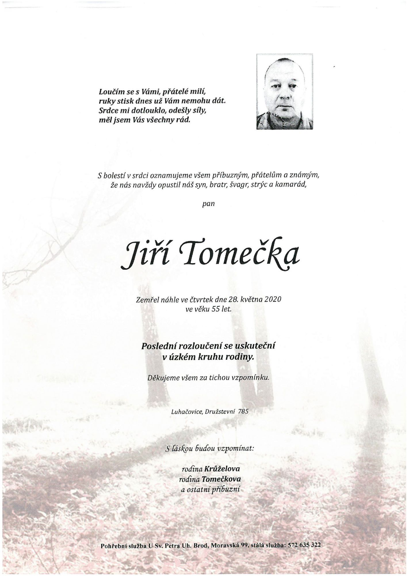 Jiří Tomečka