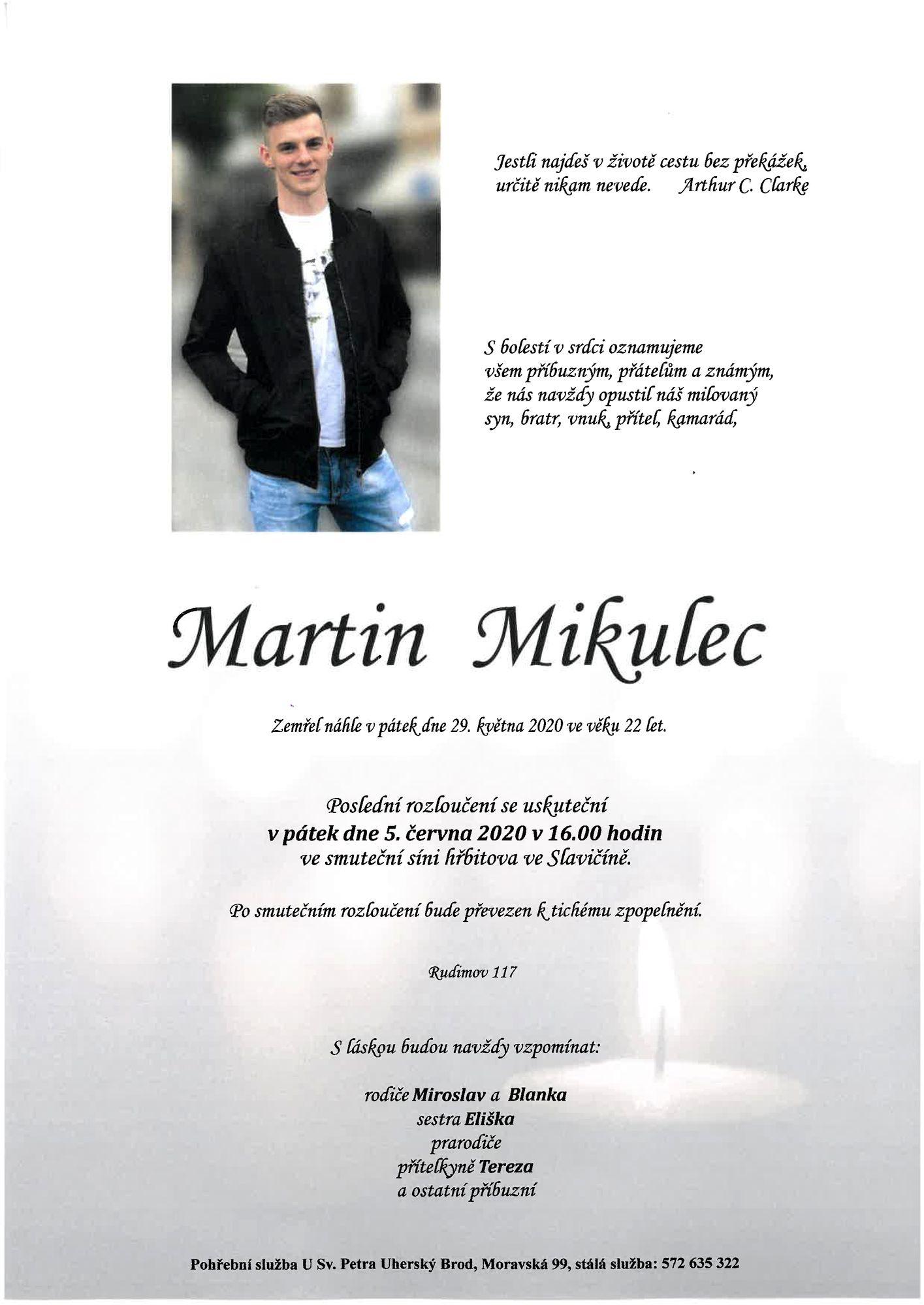 Martin Mikulec