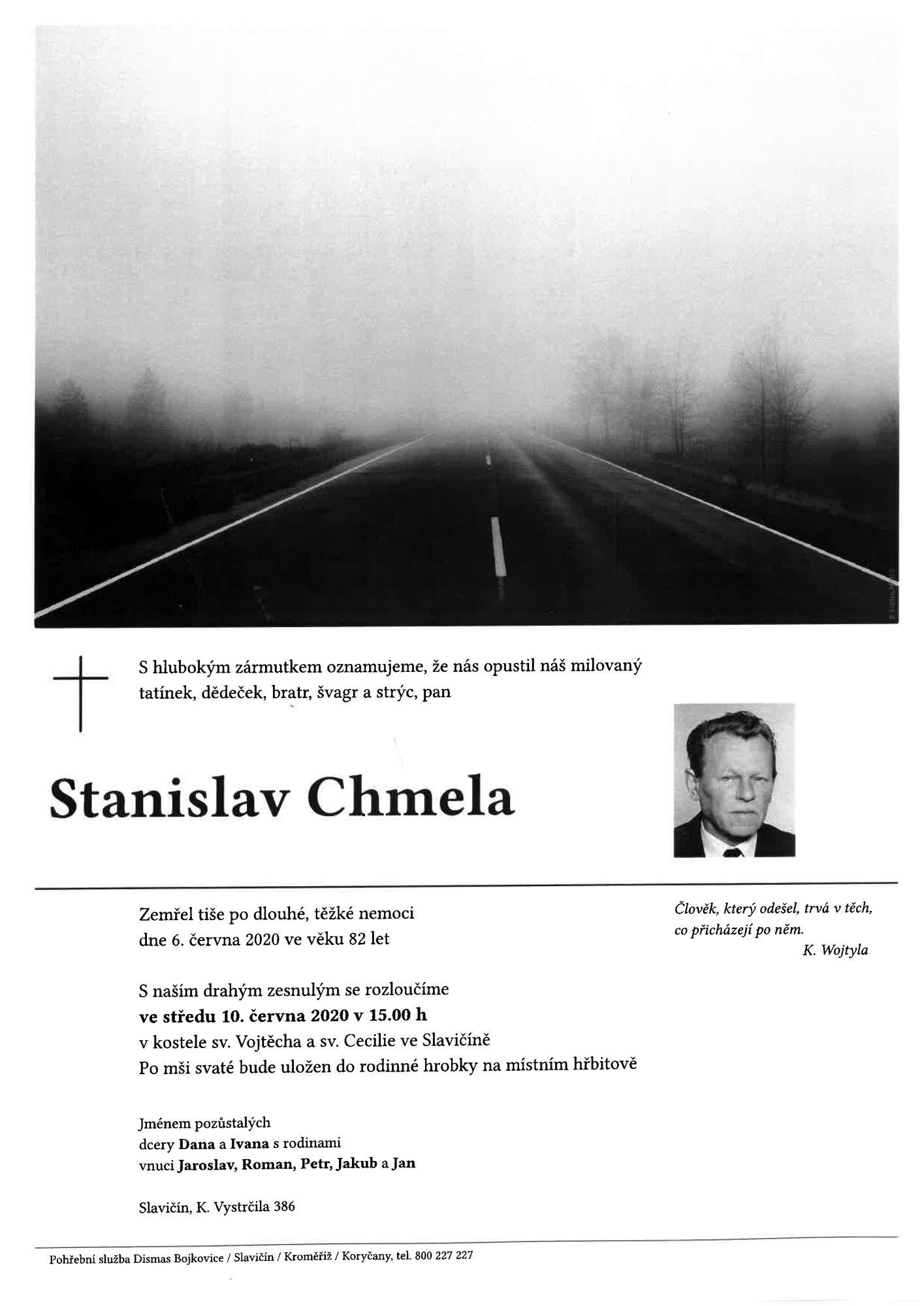 Stanislav Chmela