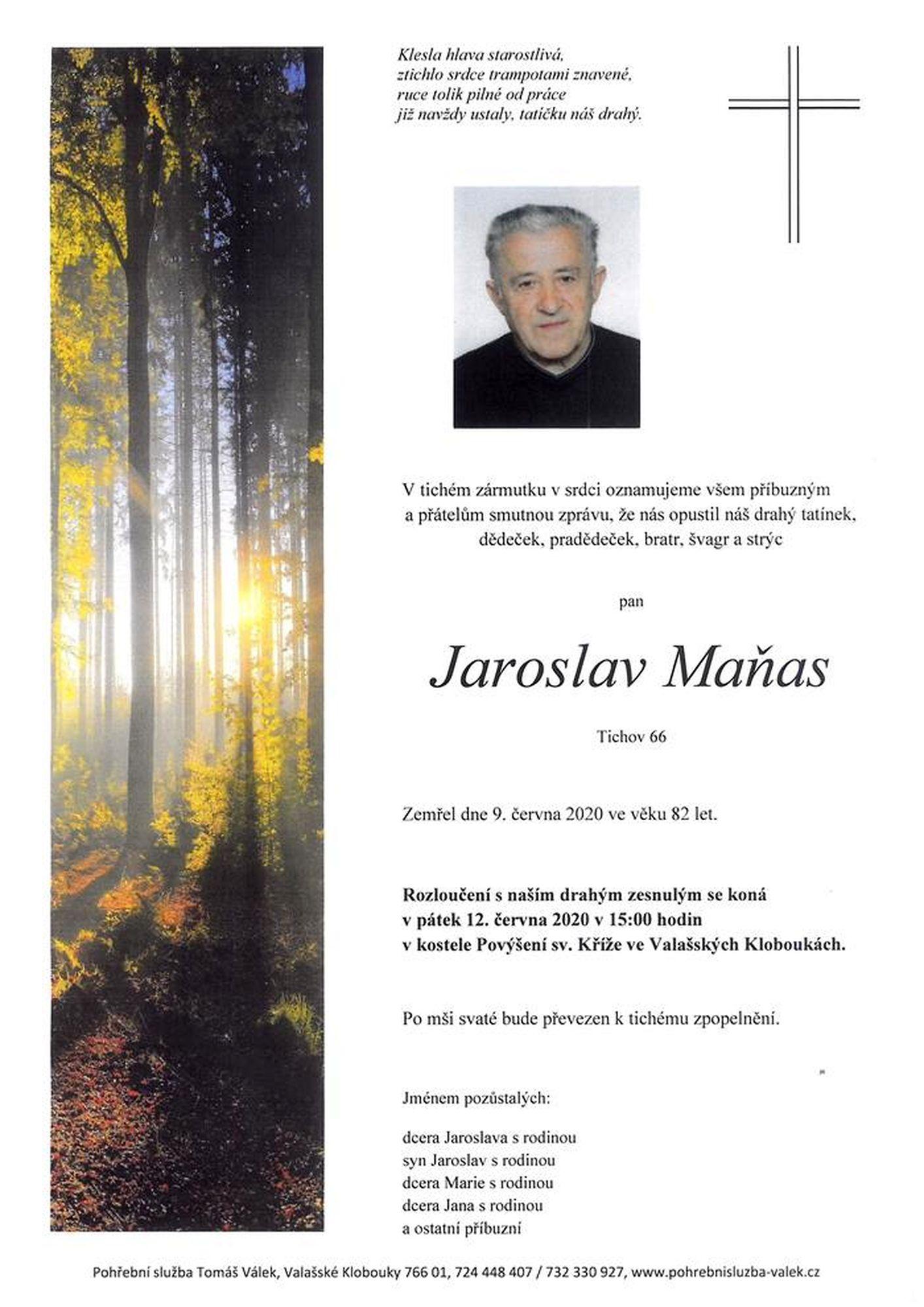 Jaroslav Maňas