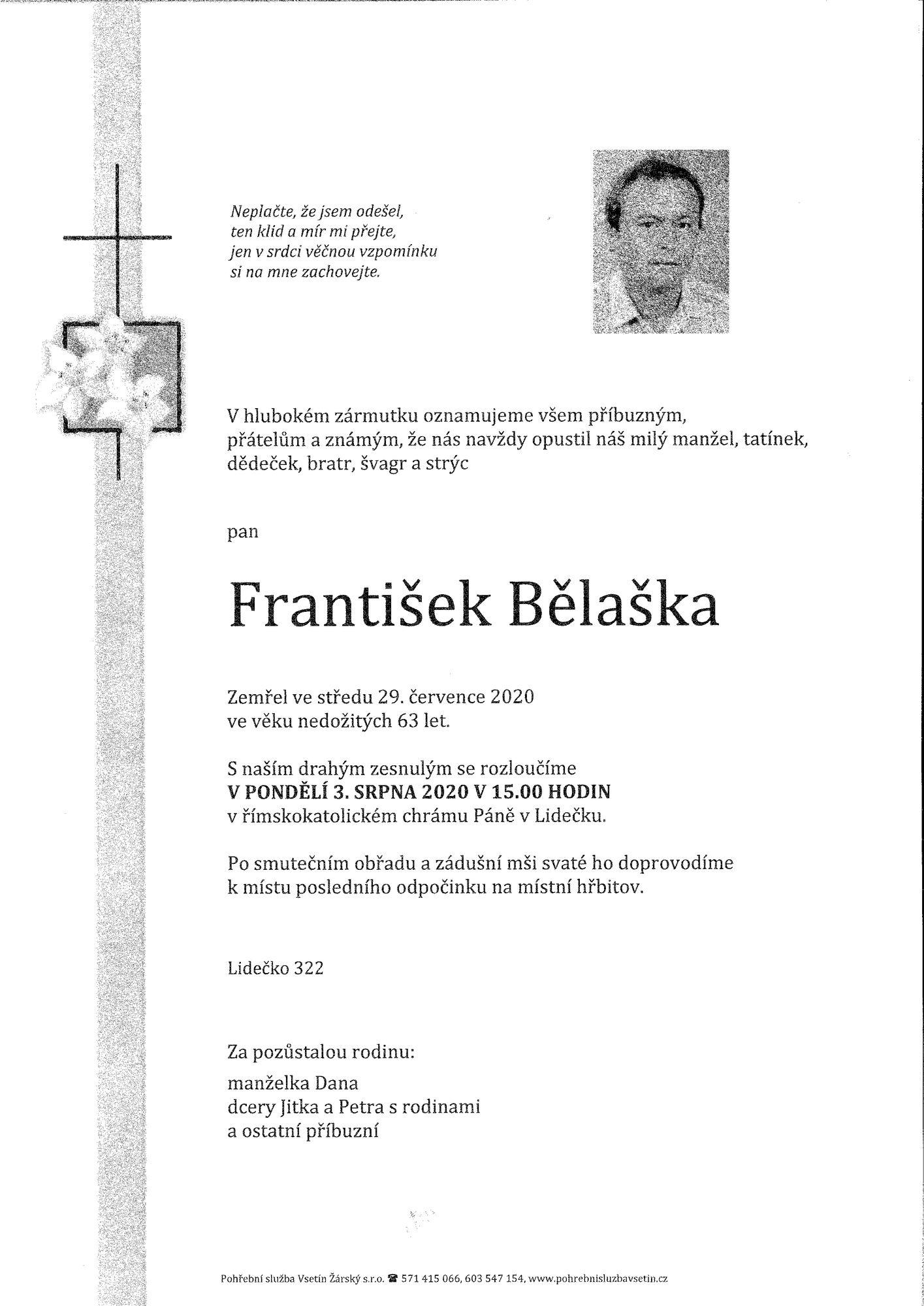 František Bělaška