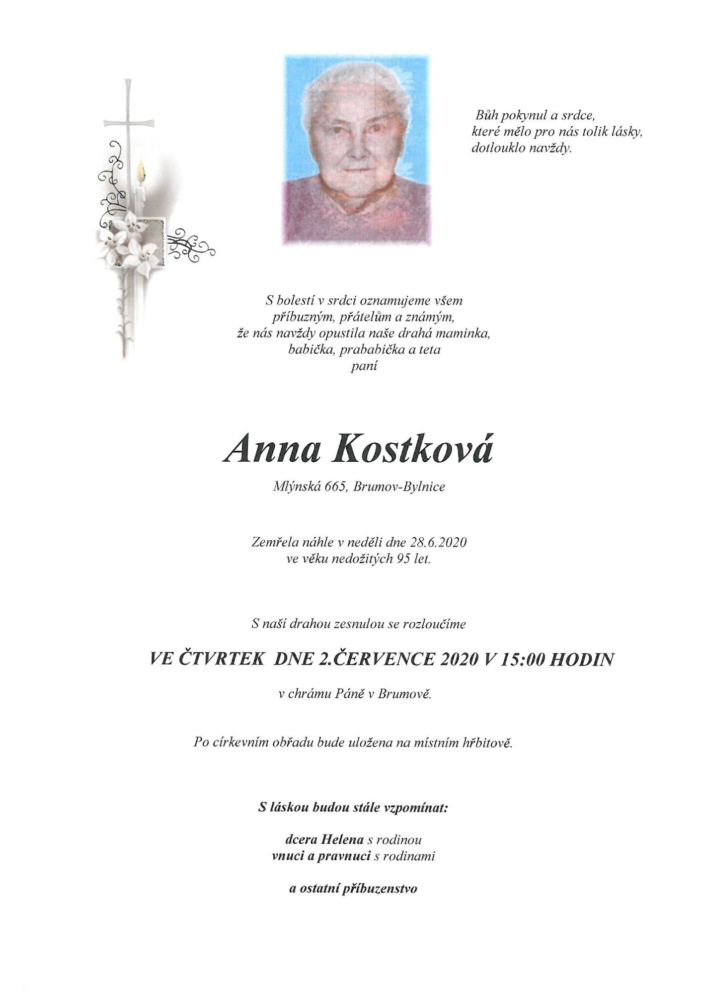 Anna Kostková