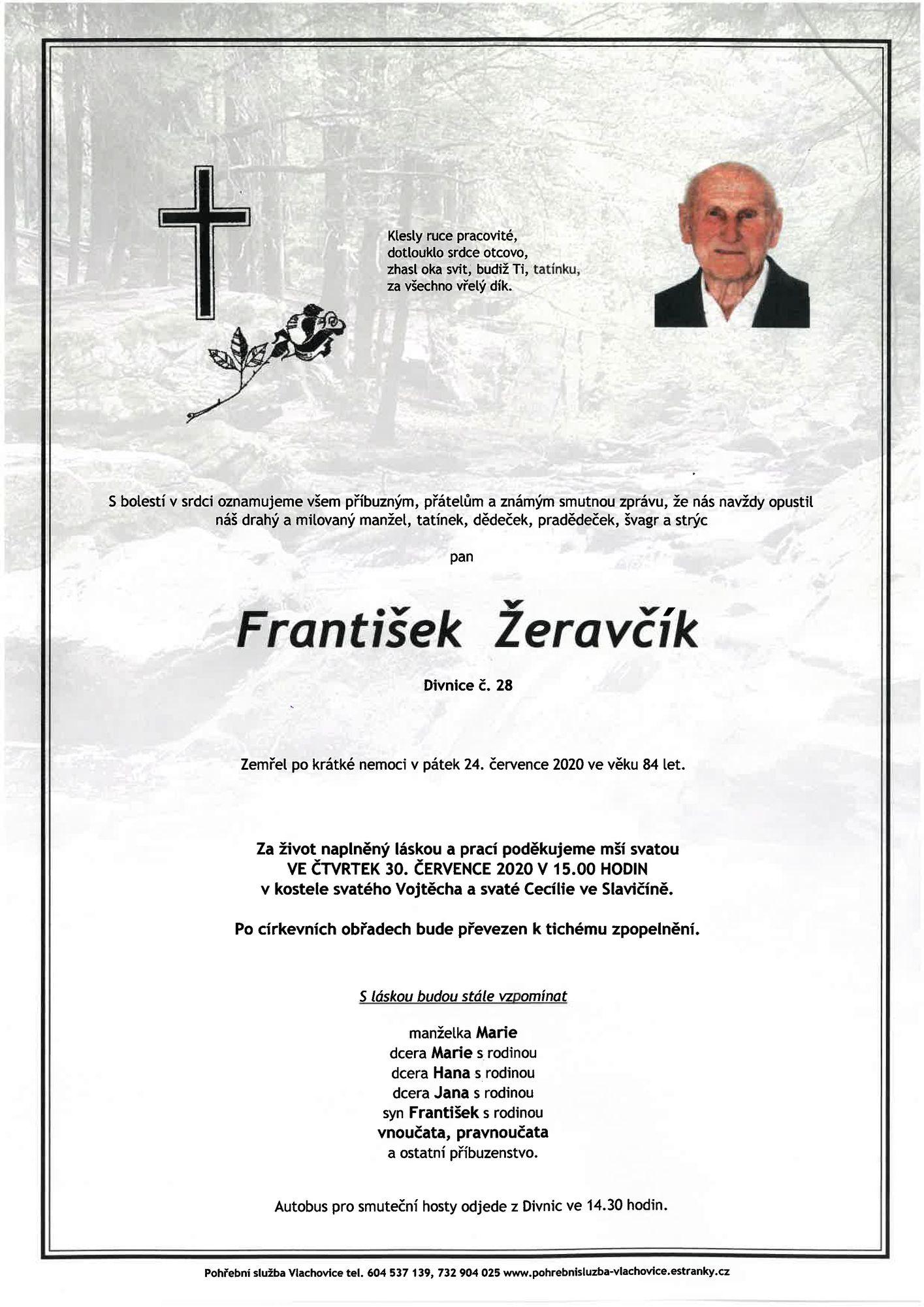 František Žeravčík