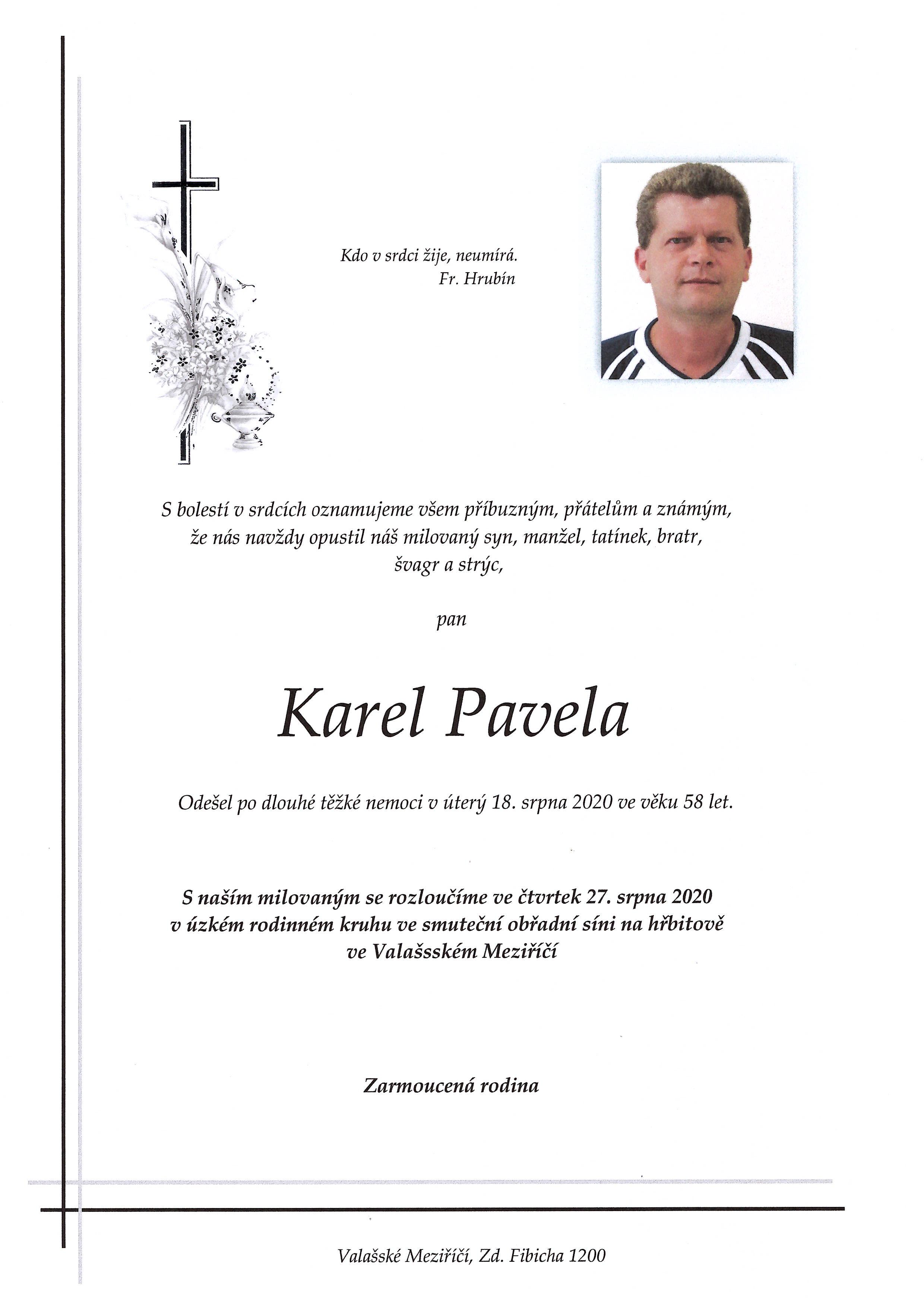 Karel Pavela