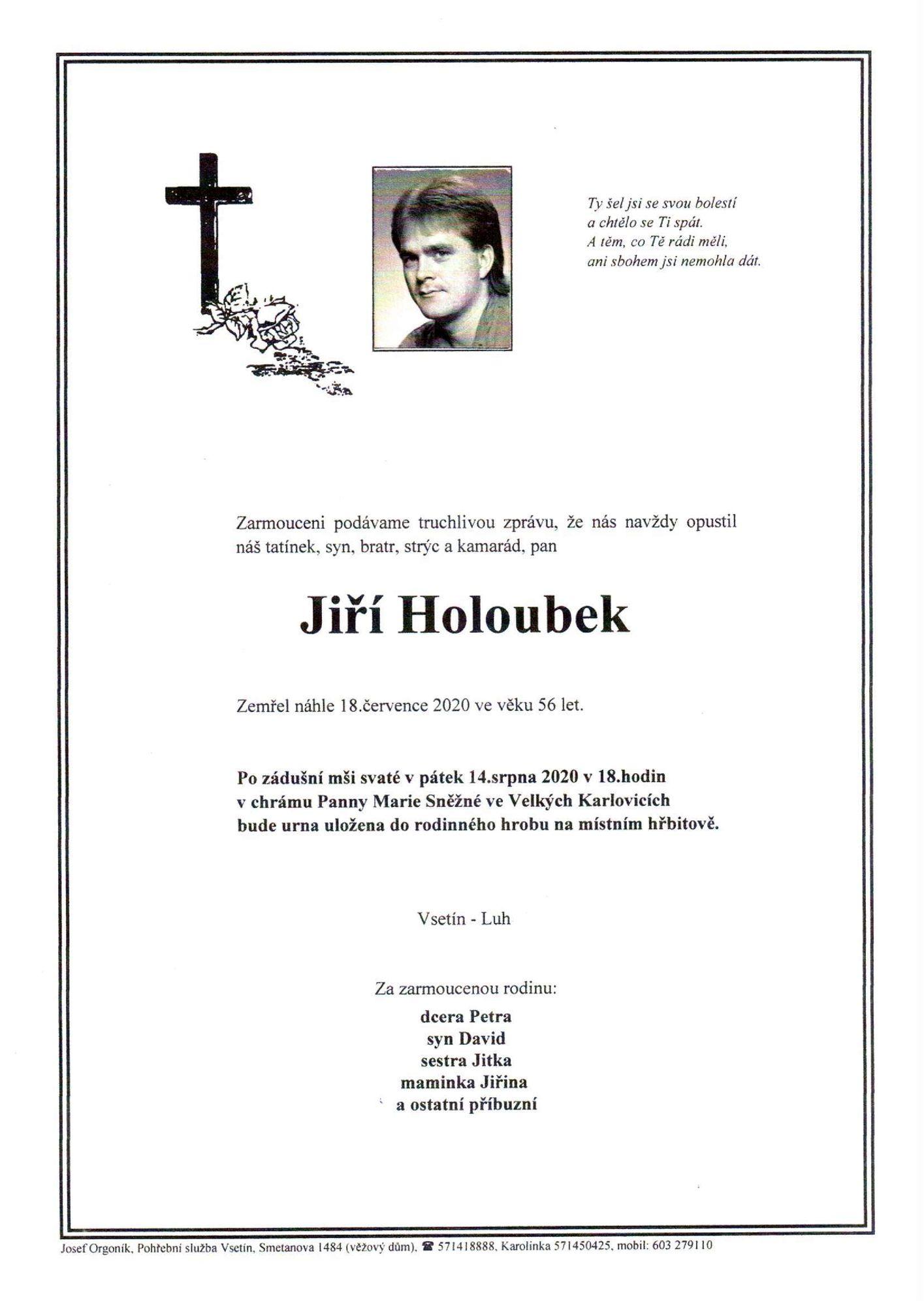 Jiří Holoubek