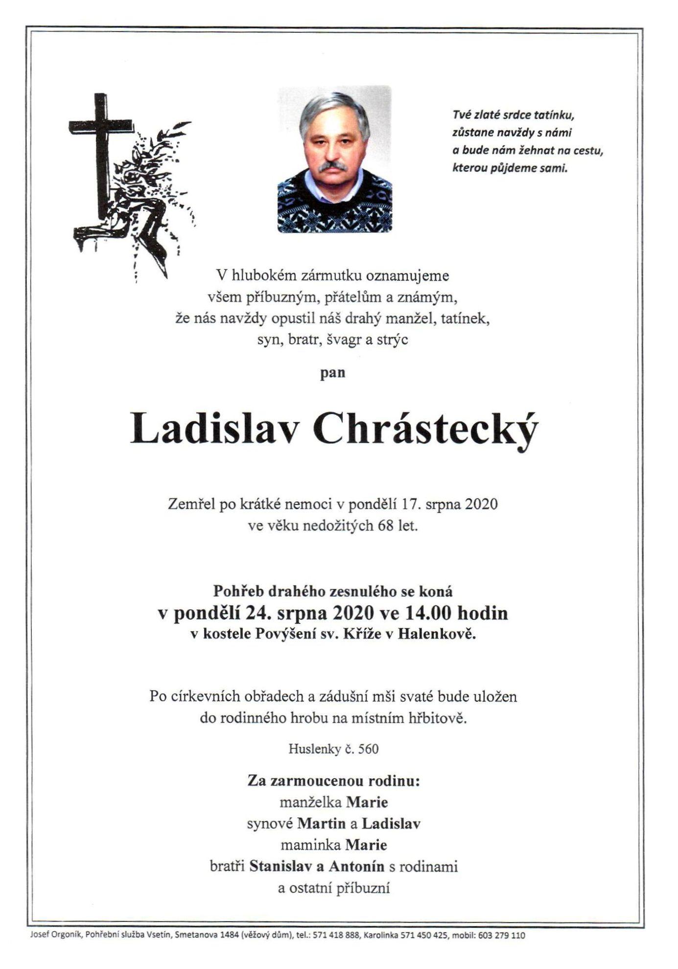 Ladislav Chrástecký