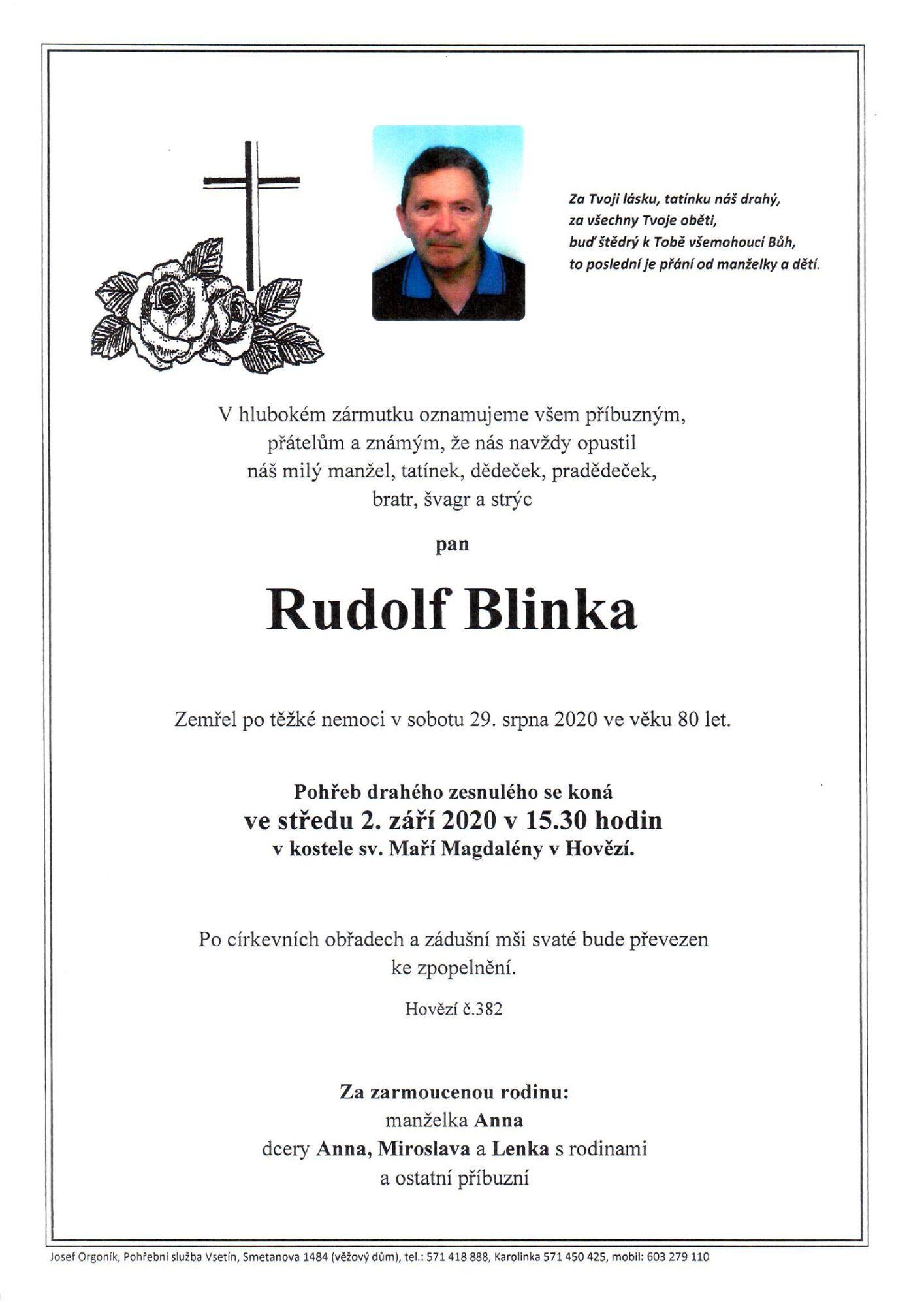 Rudolf Blinka