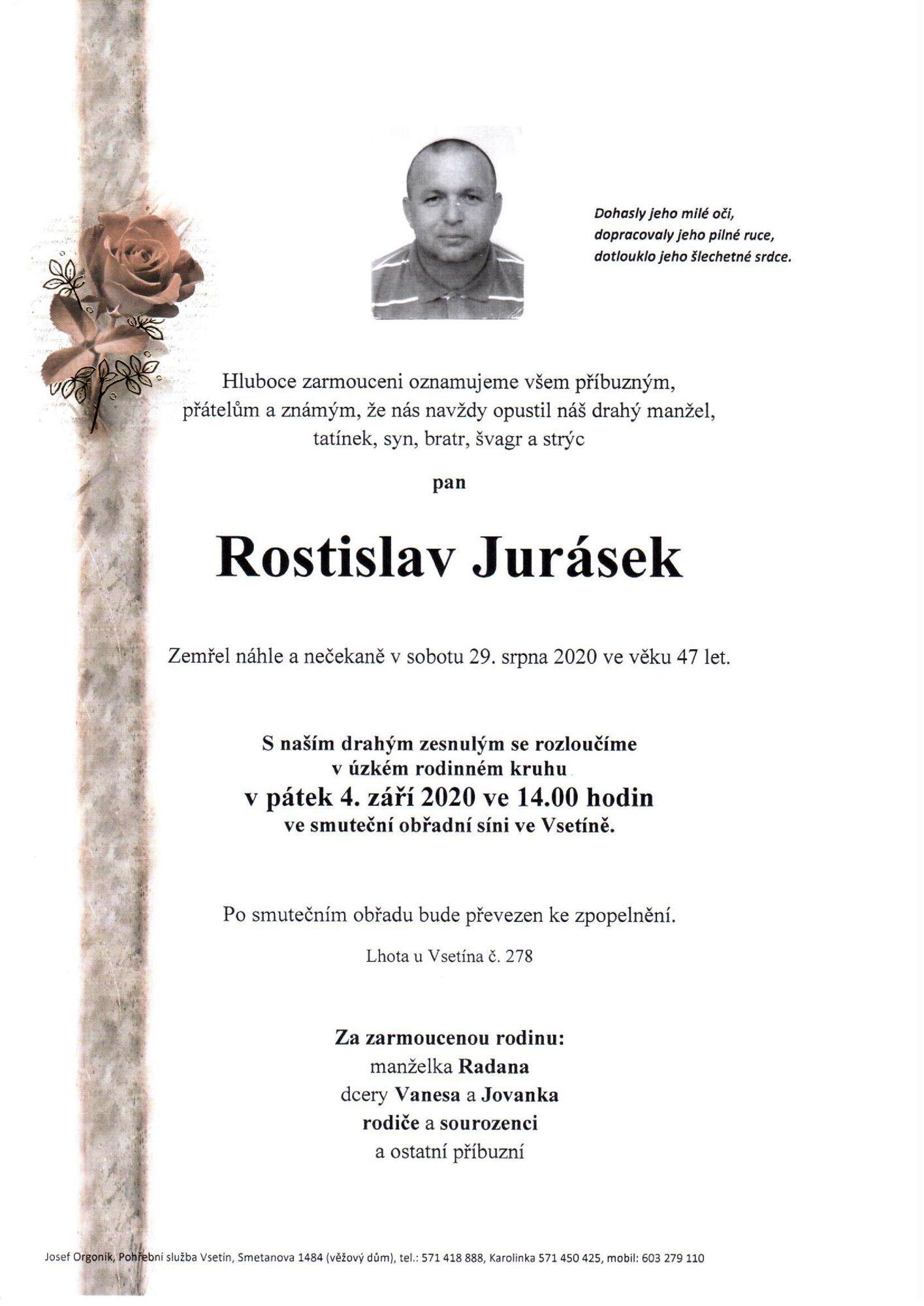 Rostislav Jurásek