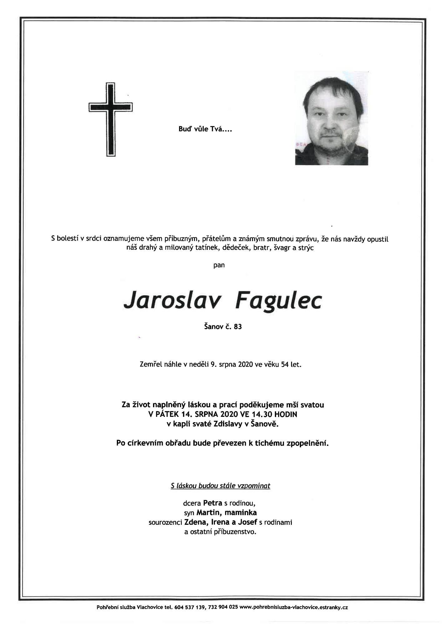 Jaroslav Fagulec