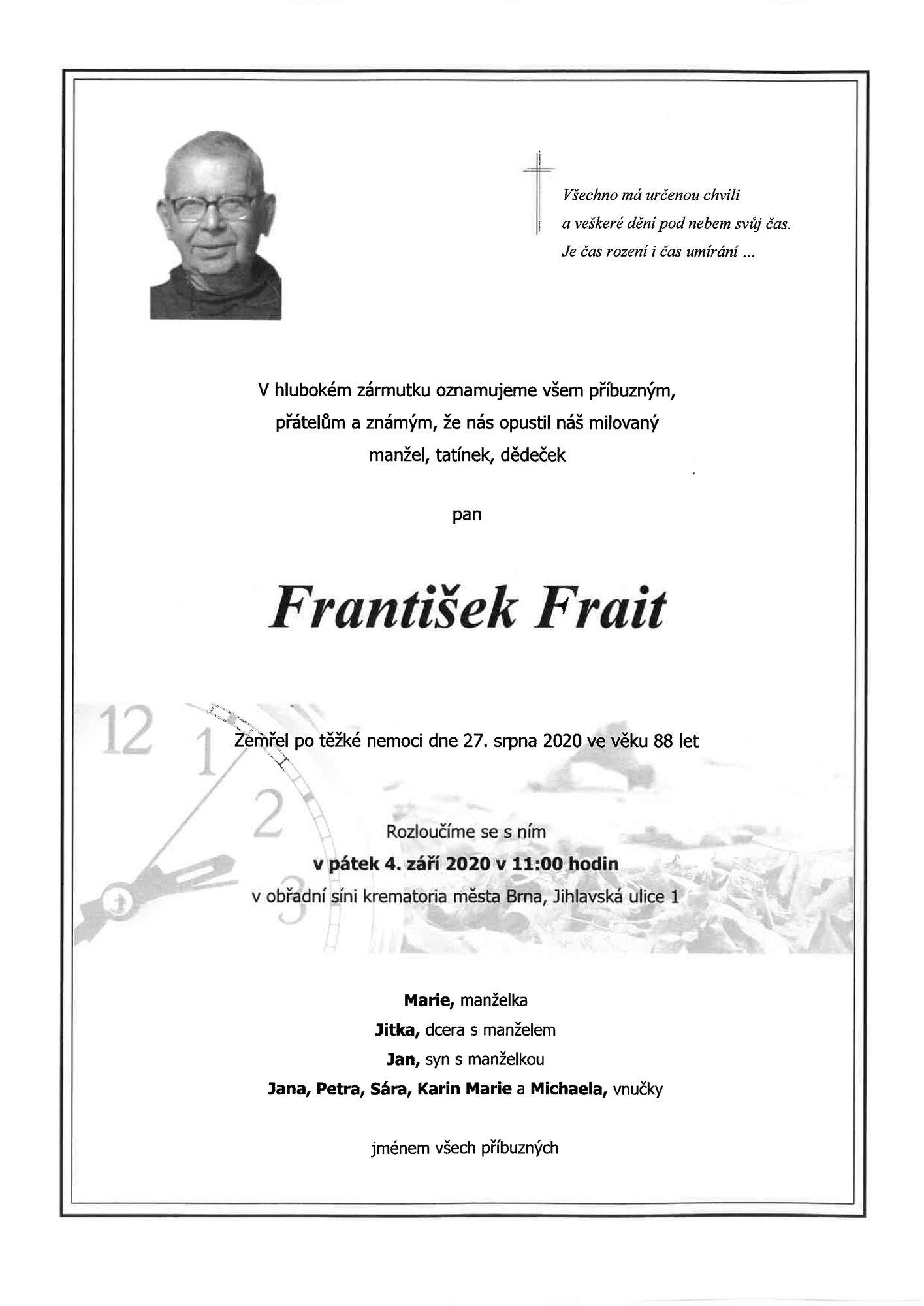 František Frait