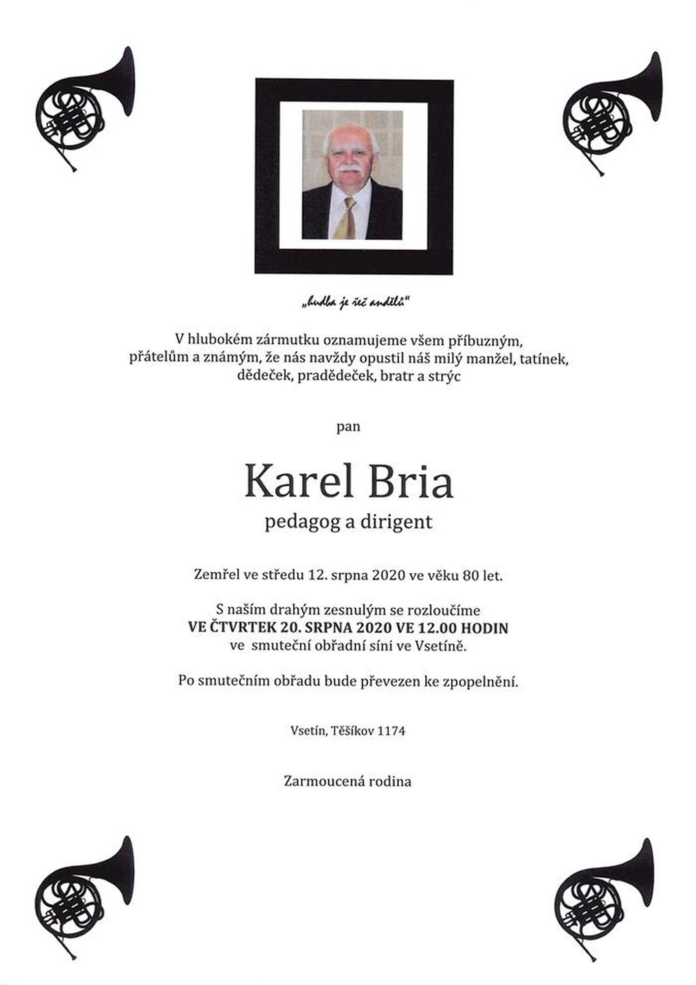 Karel Bria