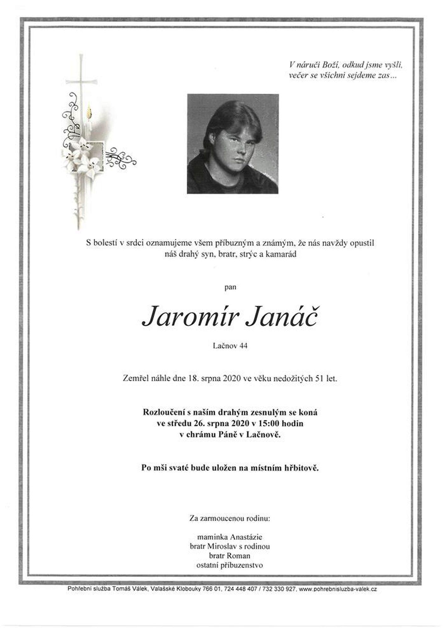 Jaromír Janáč
