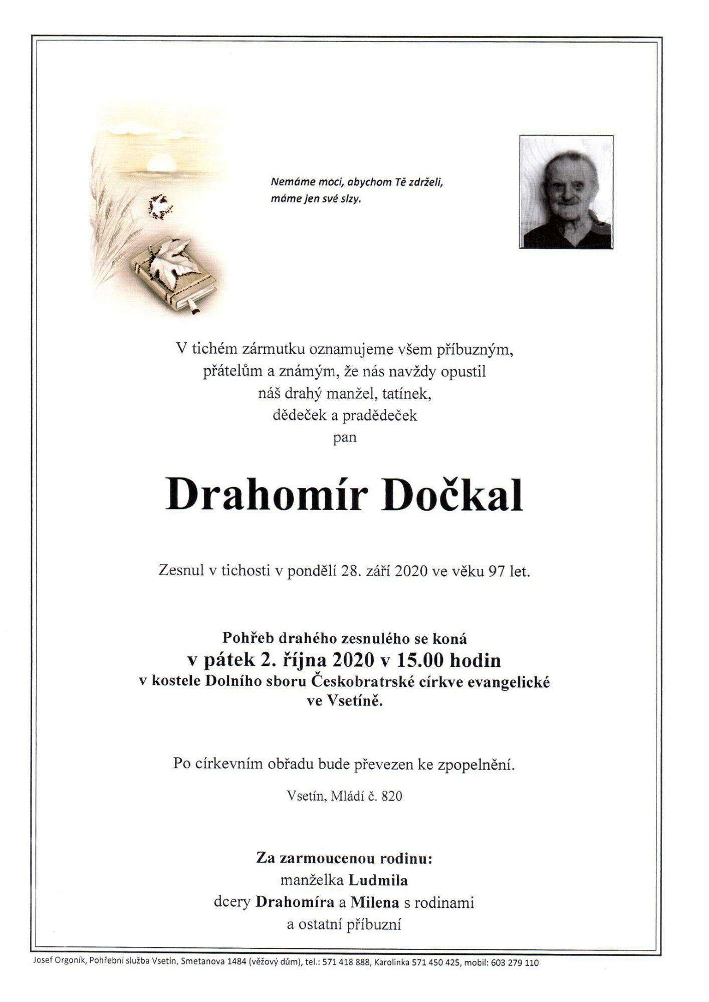 Drahomír Dočkal