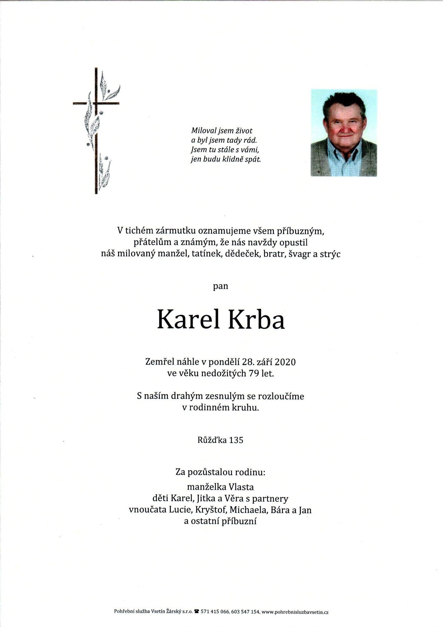 Karel Krba