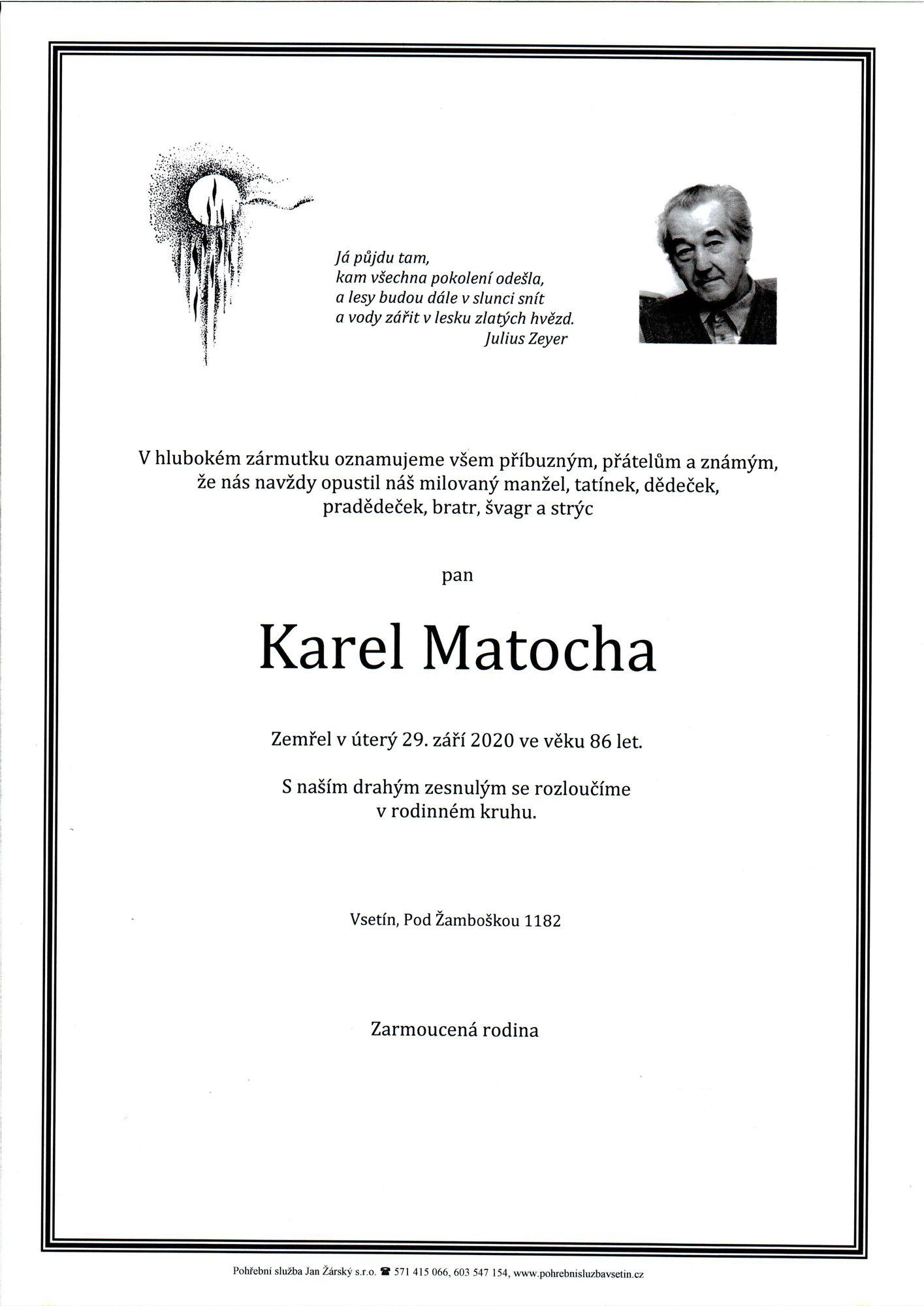 Karel Matocha