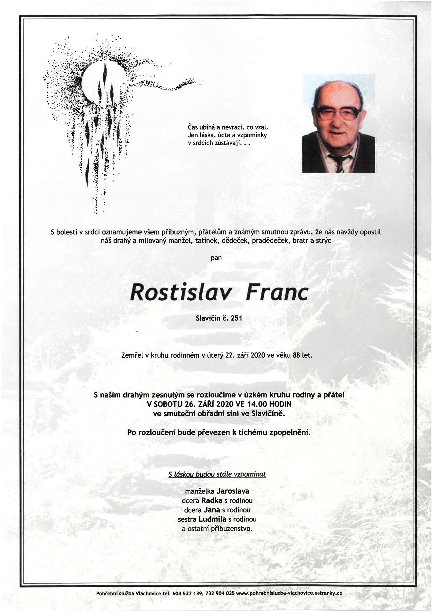 Rostislav Franc