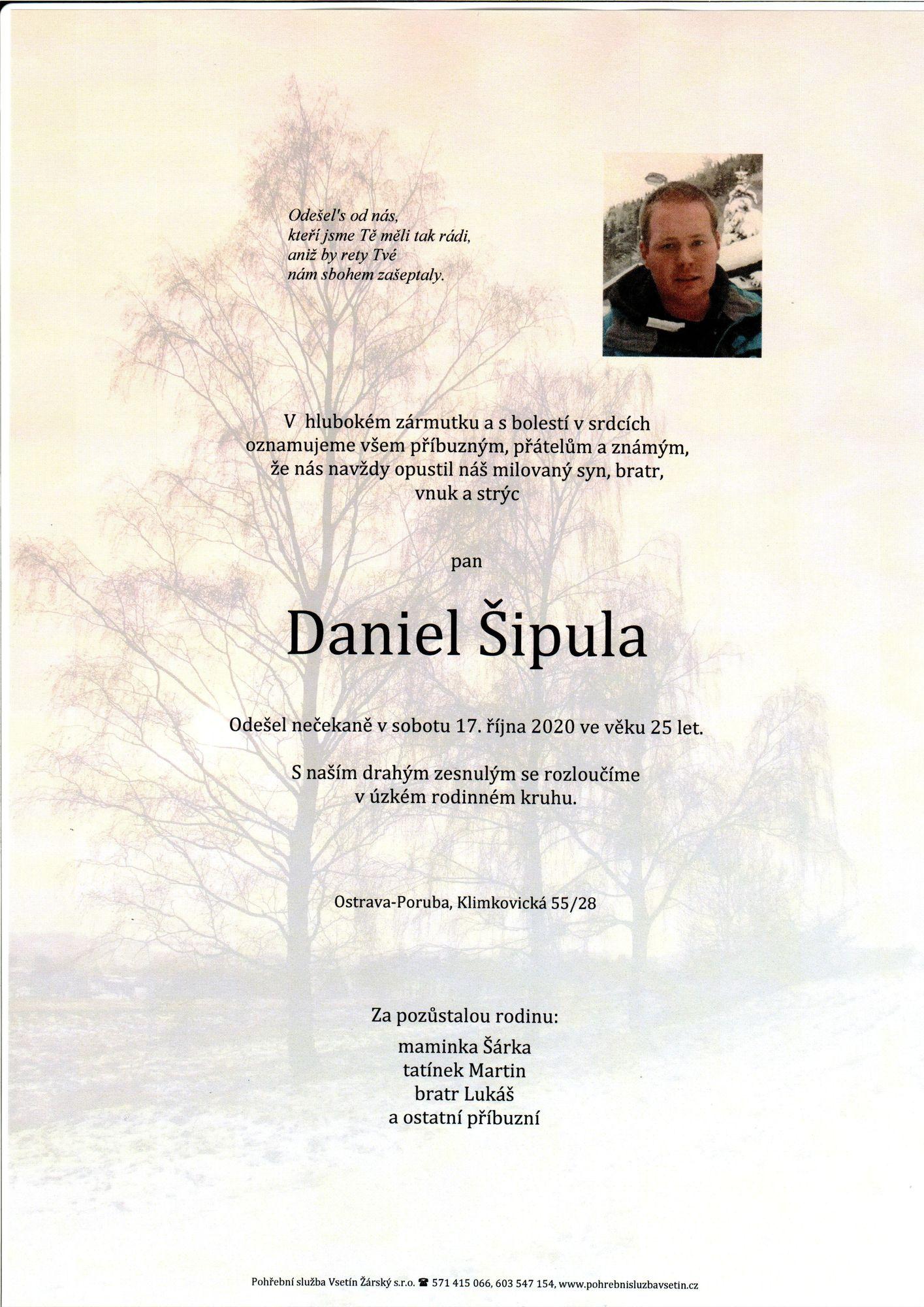 Daniel Šipula