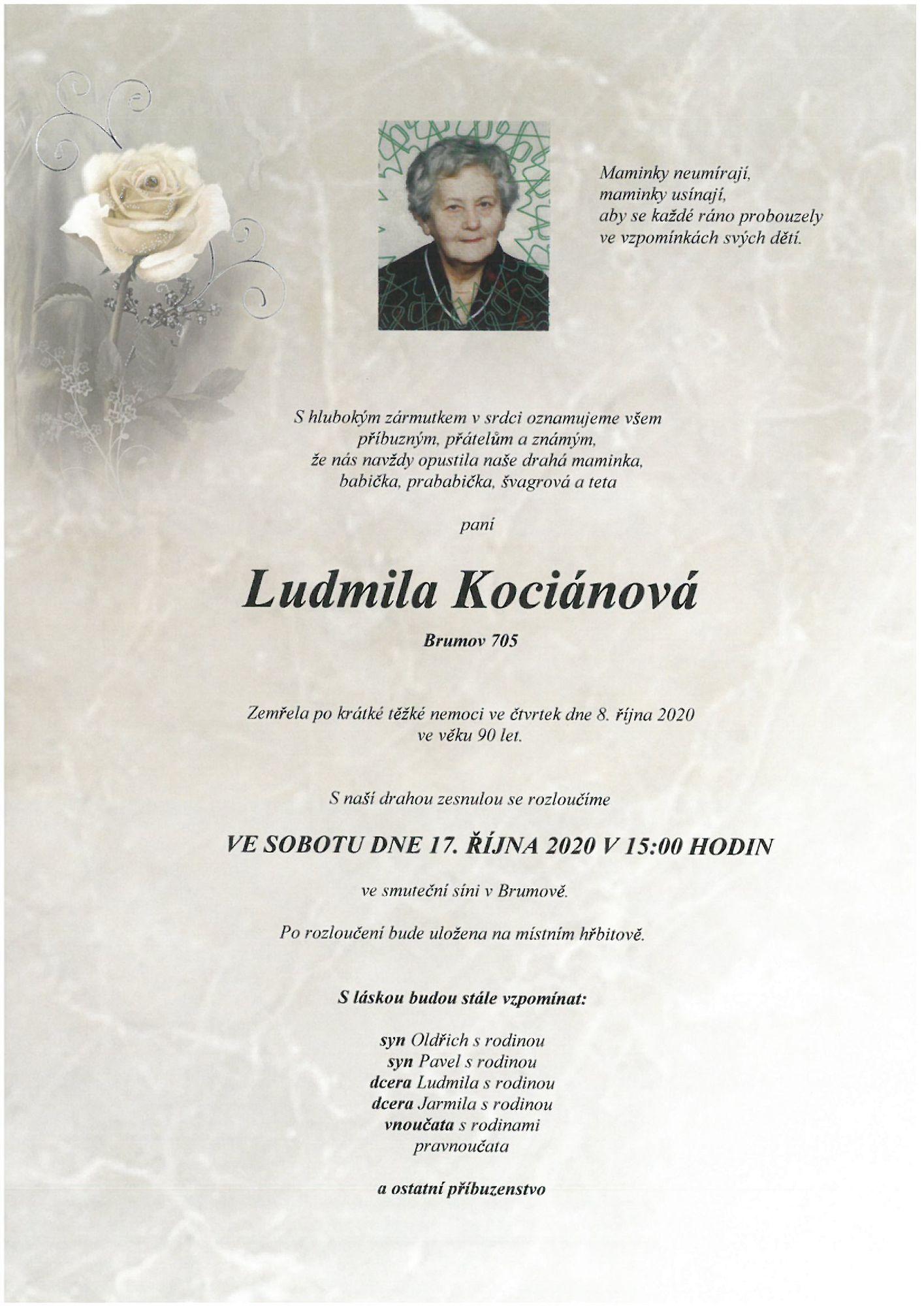 Ludmila Kociánová