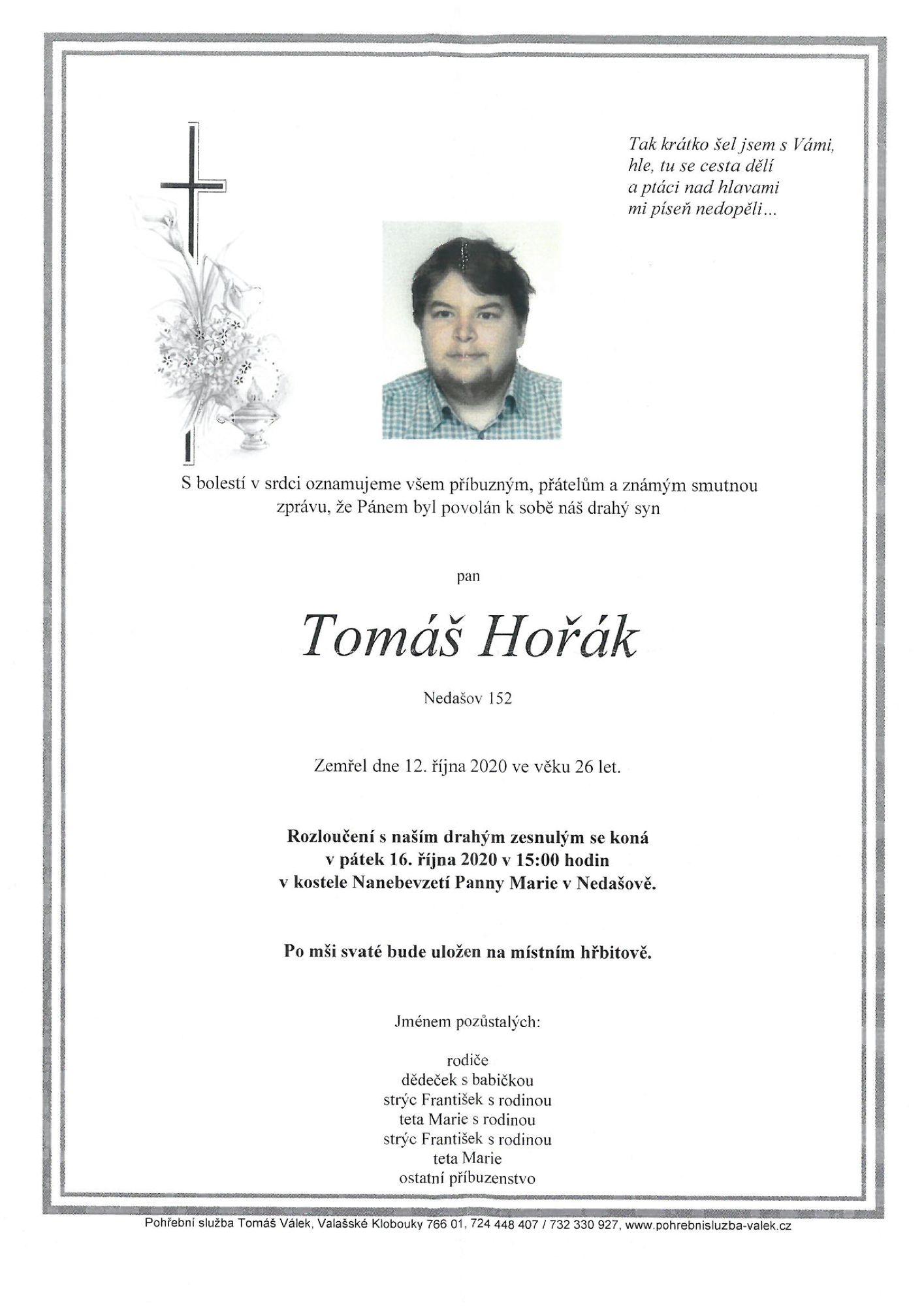Tomáš Hořák