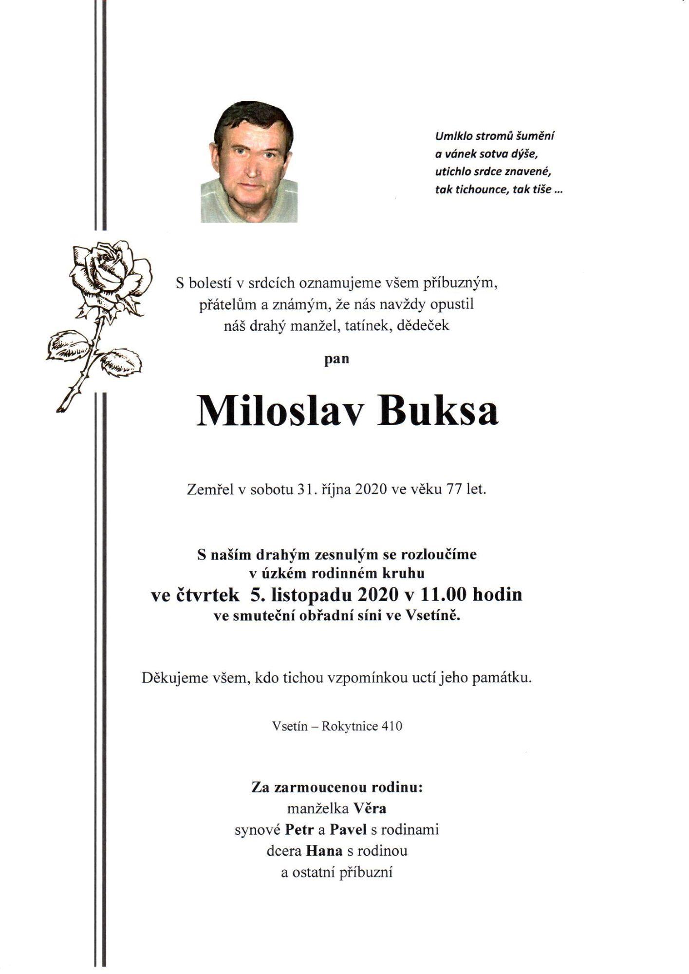 Miloslav Buksa