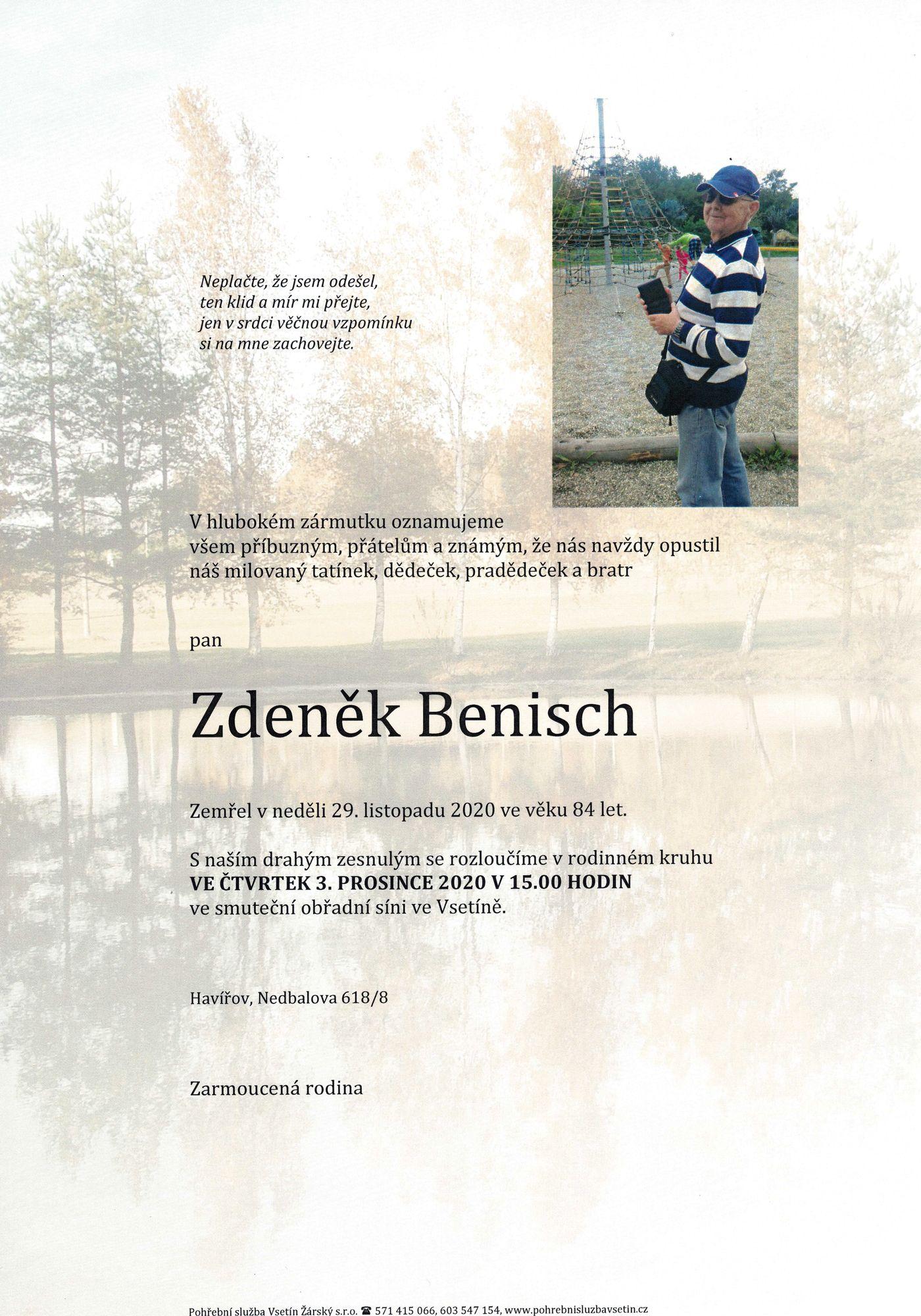 Zdeněk Benisch