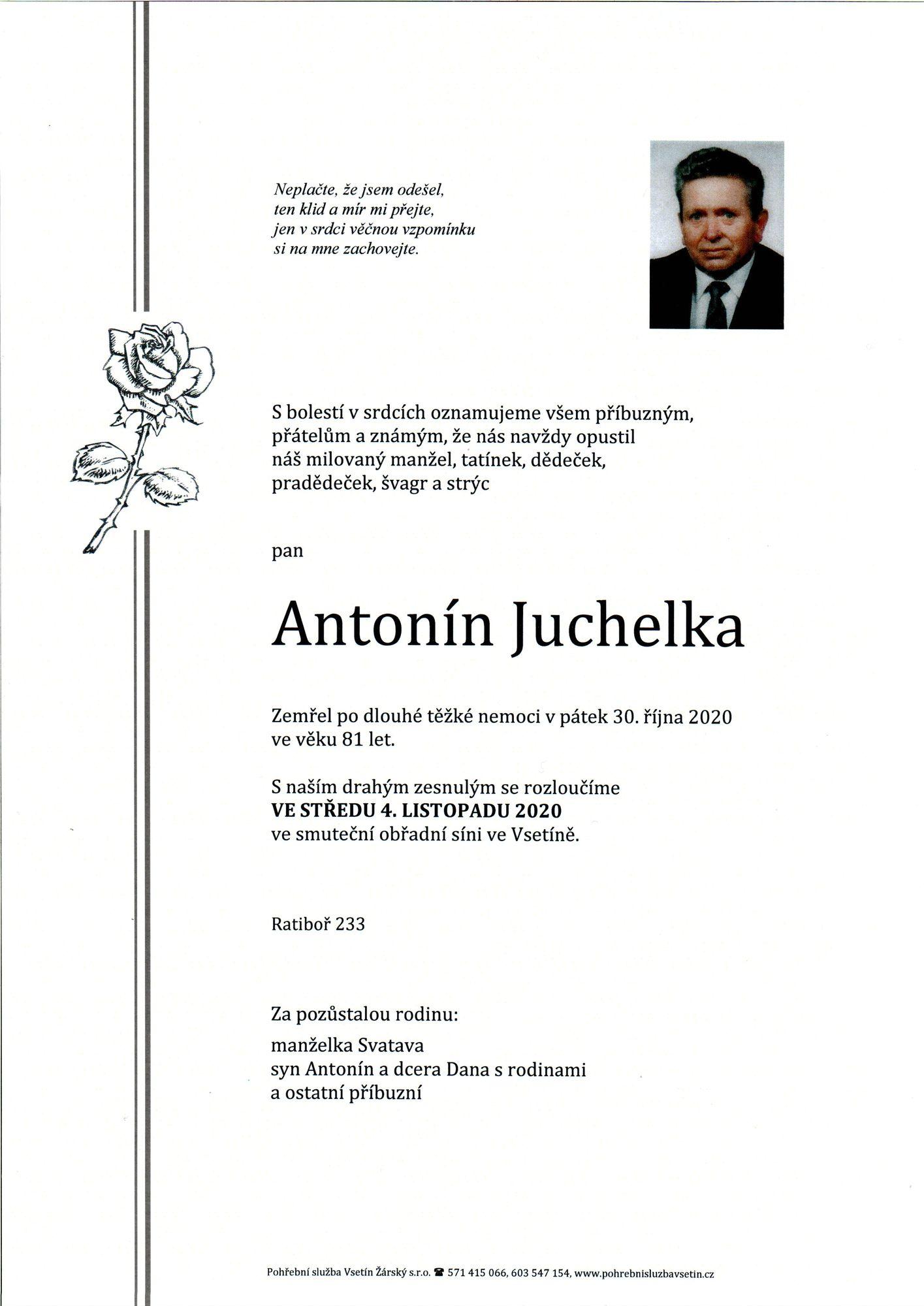 Antonín Juchelka