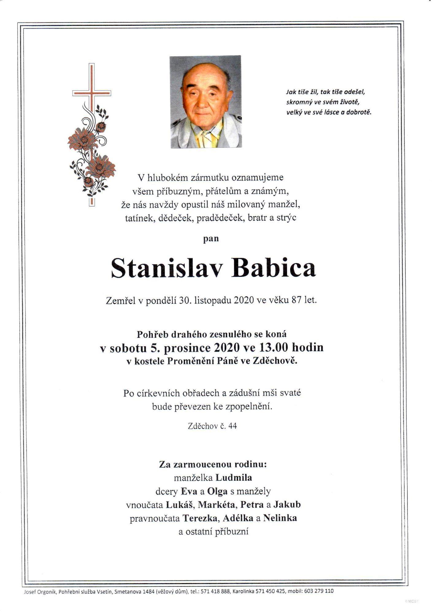 Stanislav Babica