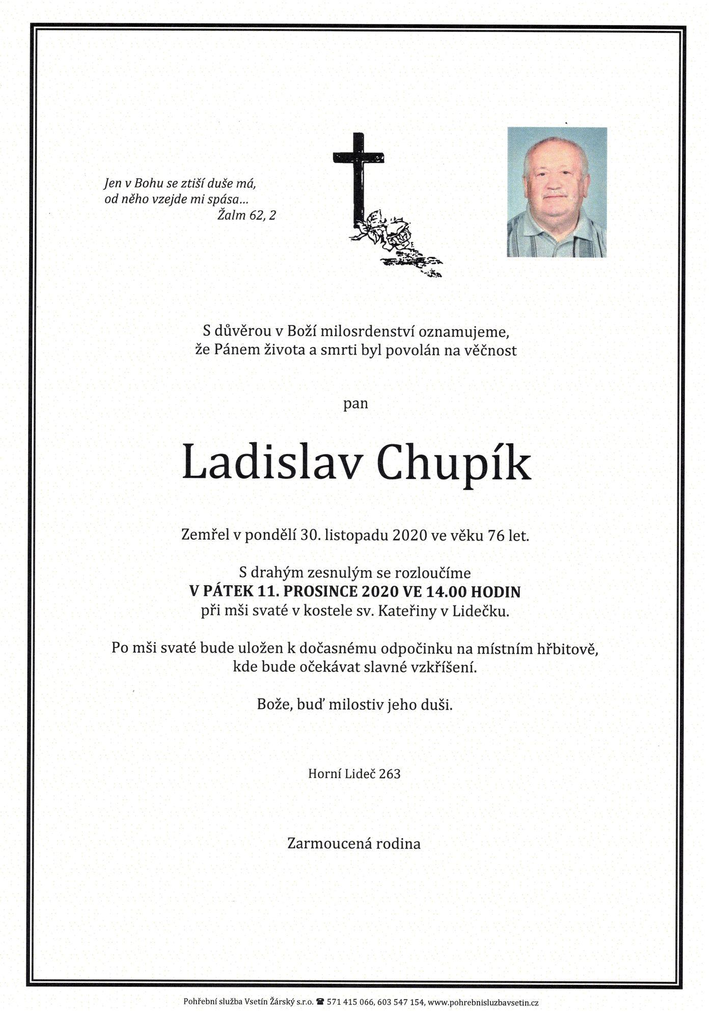 Ladislav Chupík