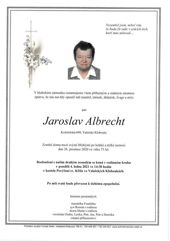Jaroslav Albrecht