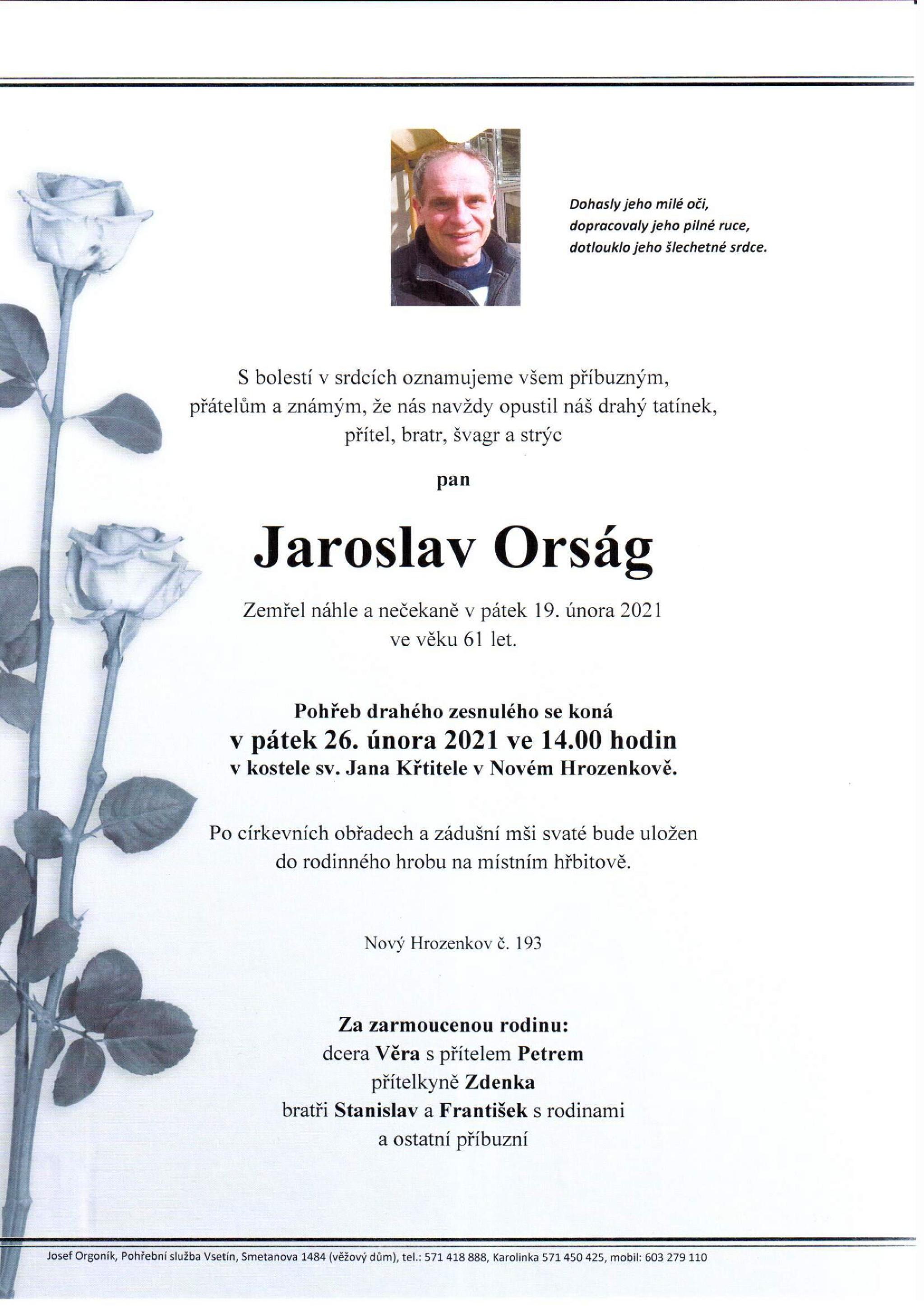 Jaroslav Orság