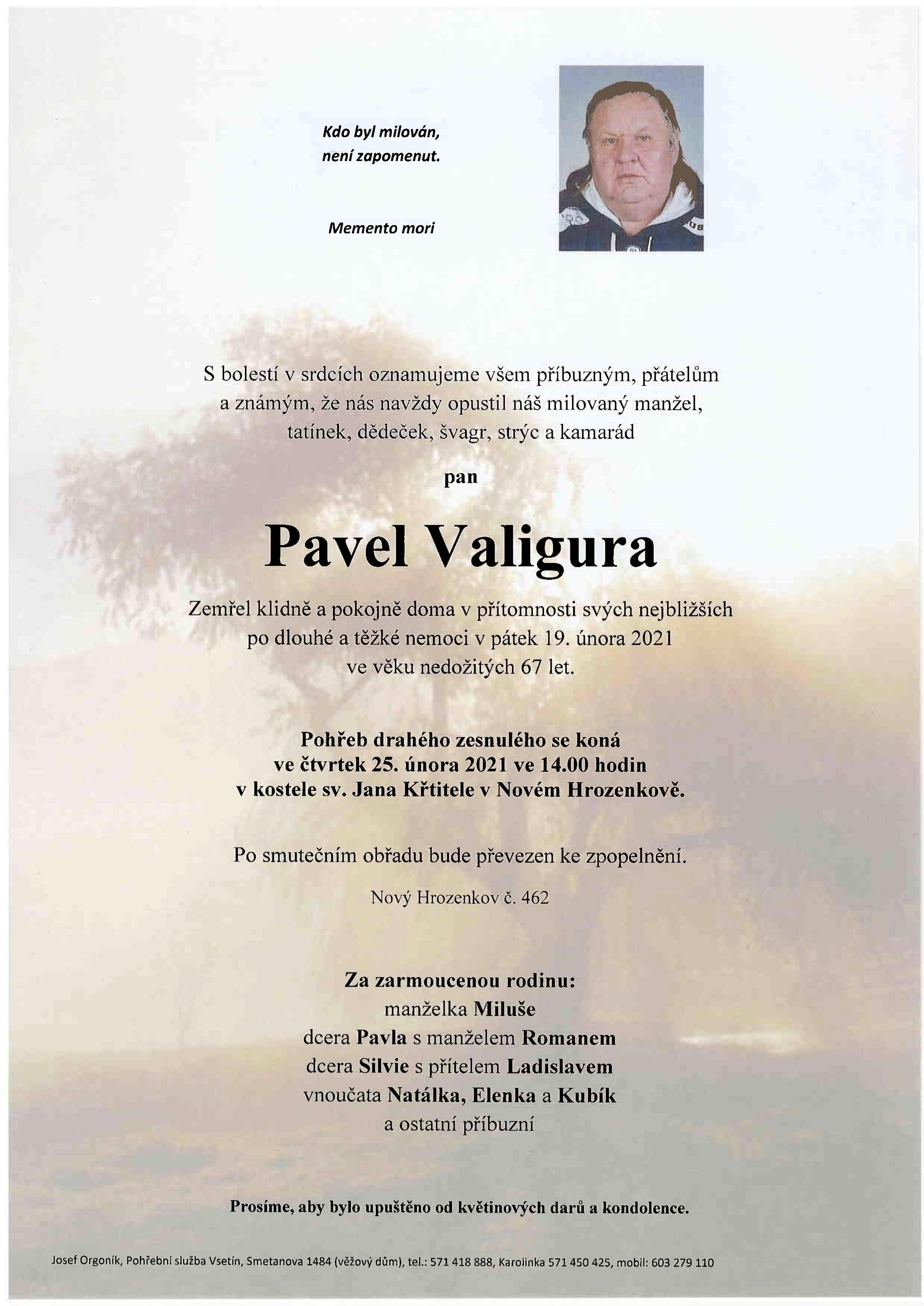 Pavel Valigura