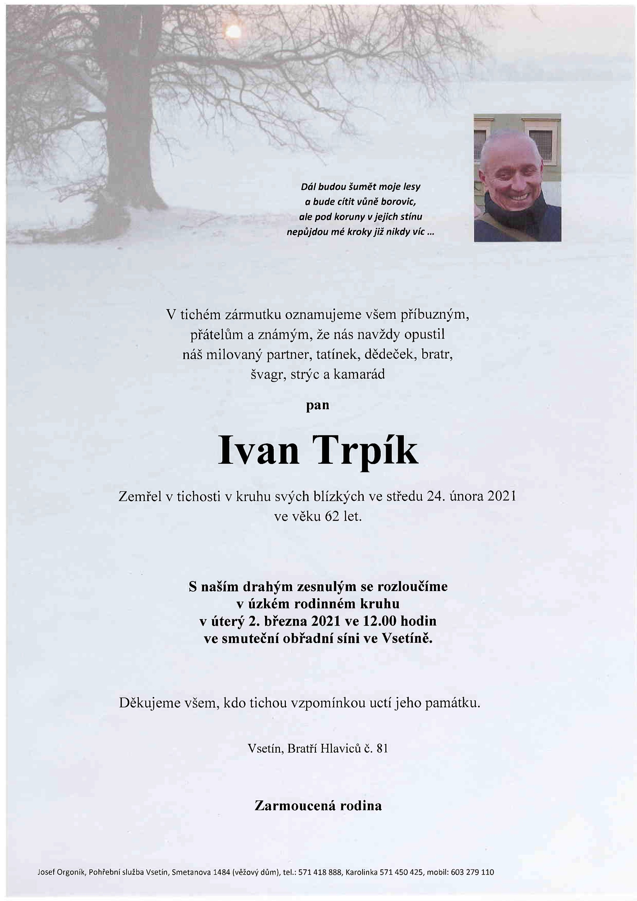 Ivan Trpík