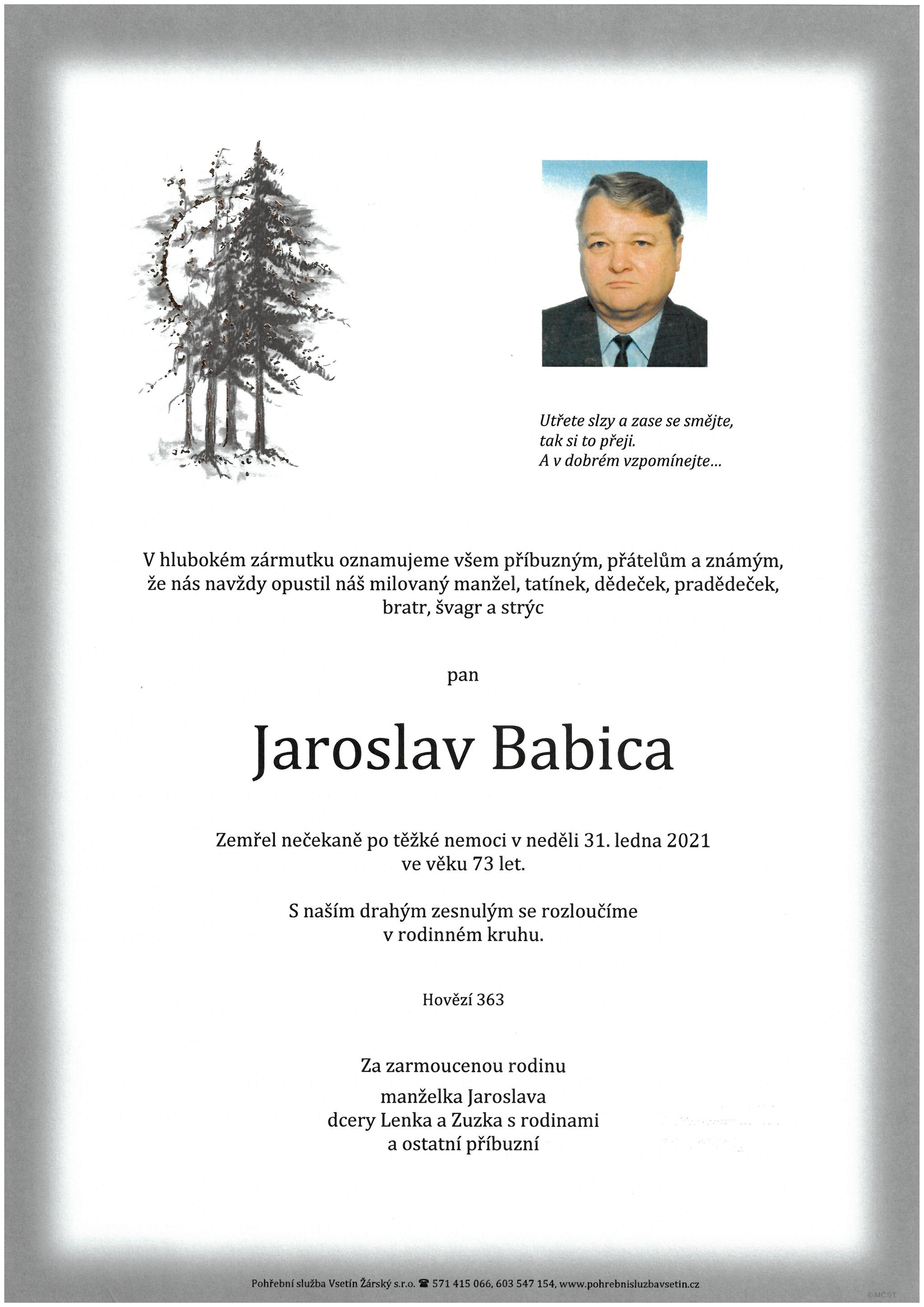 Jaroslav Babica