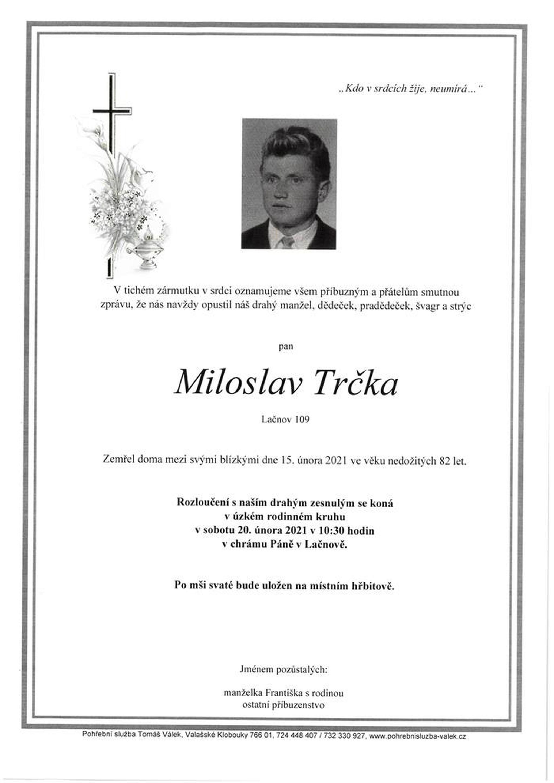 Miloslav Trčka