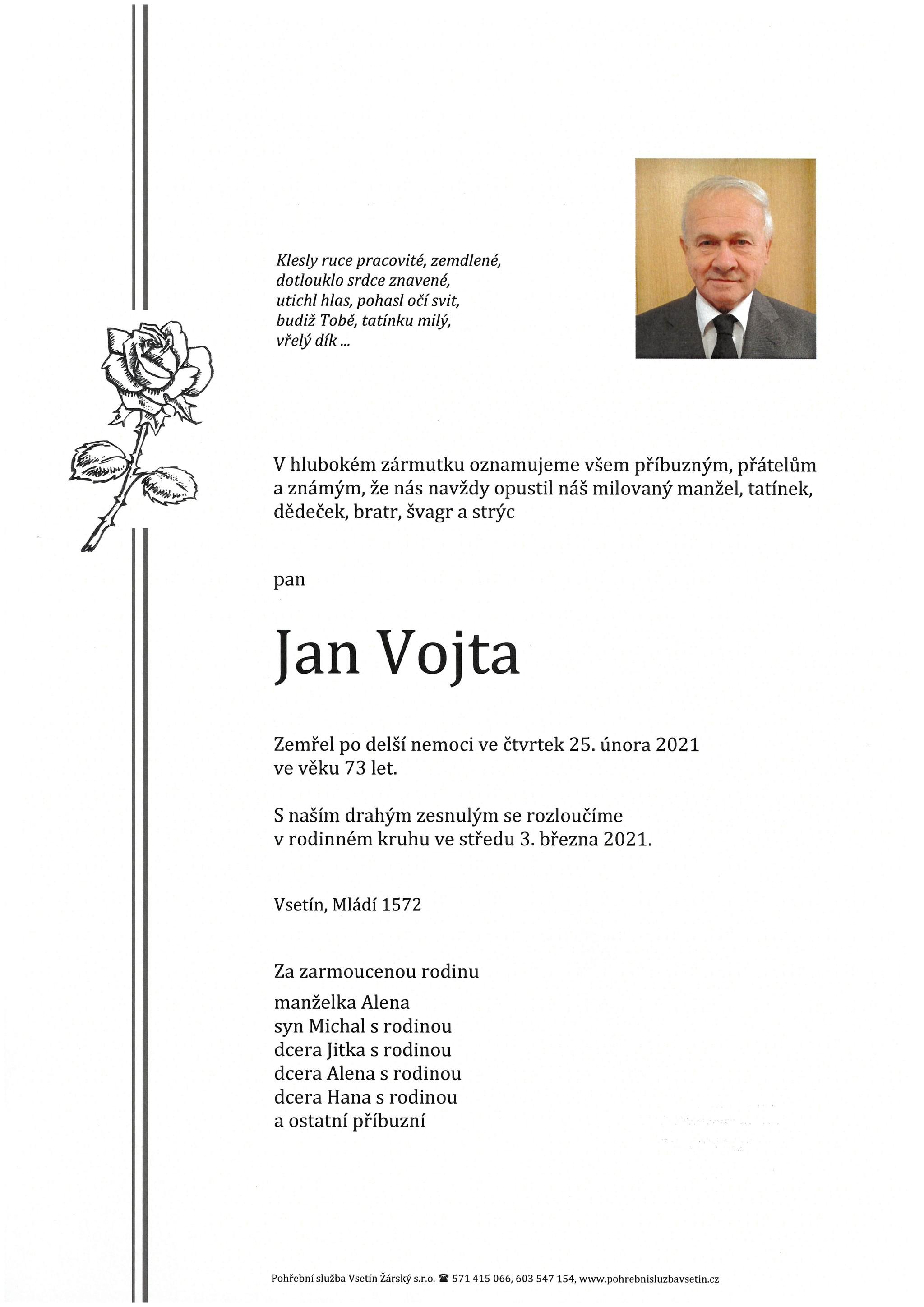 Jan Vojta