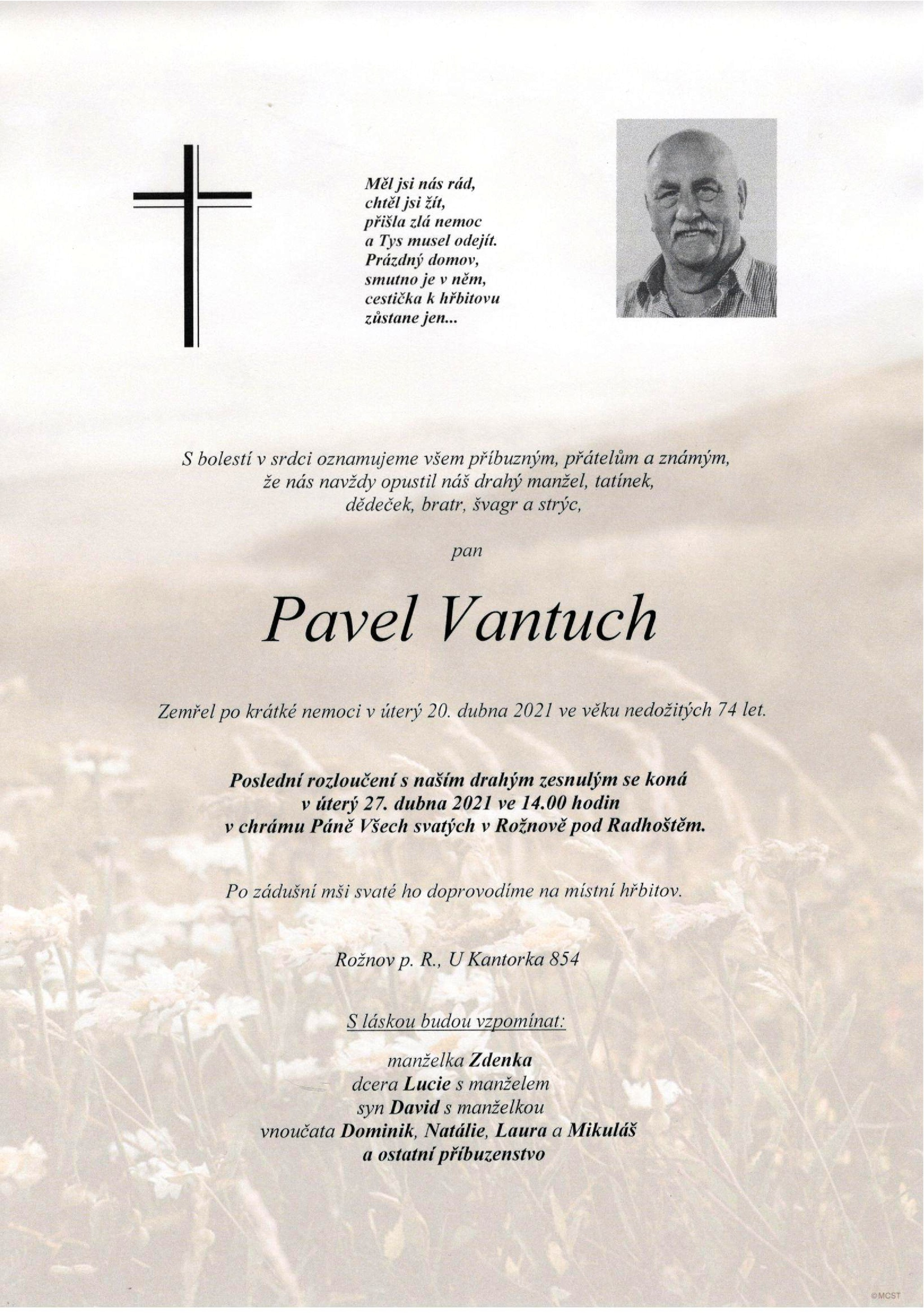 Pavel Vantuch