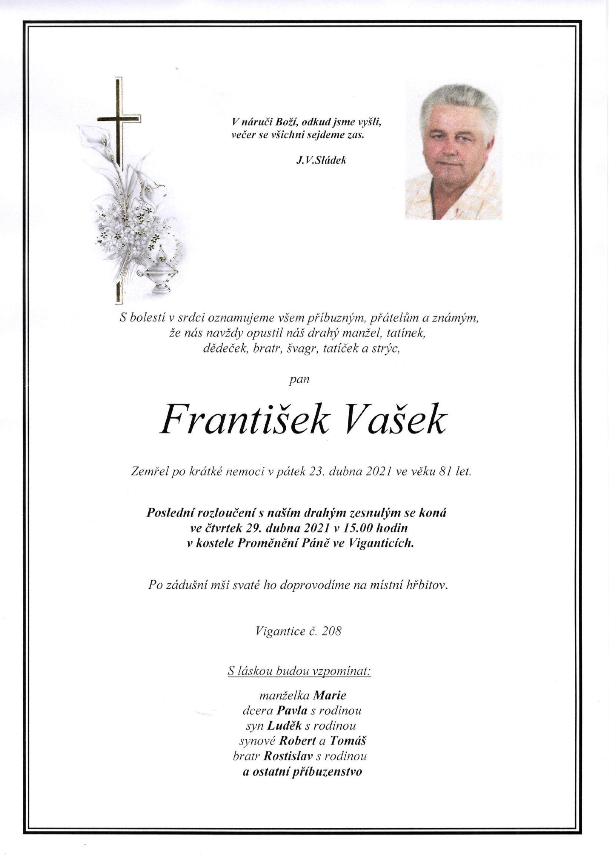 František Vašek