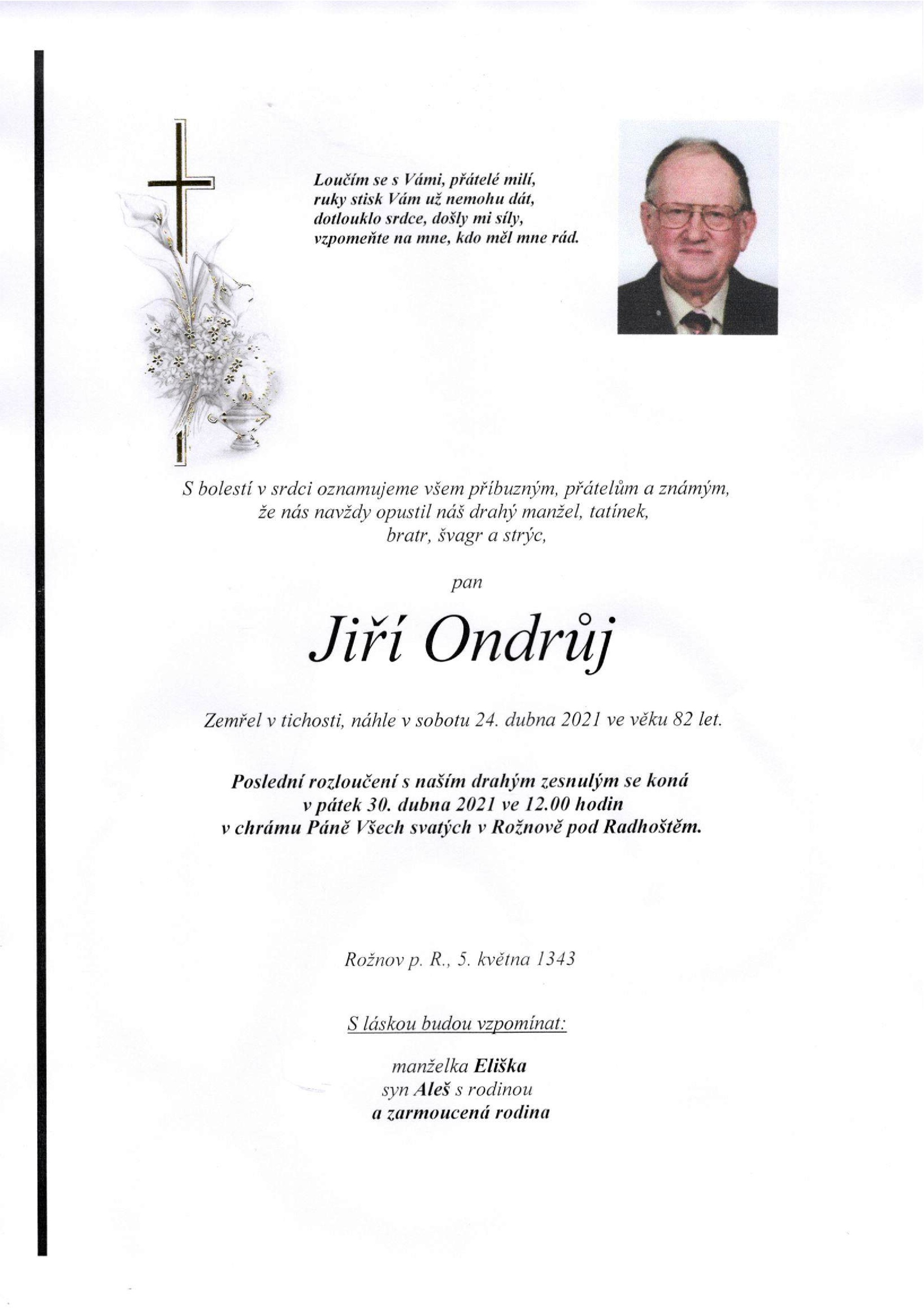 Jiří Ondrůj