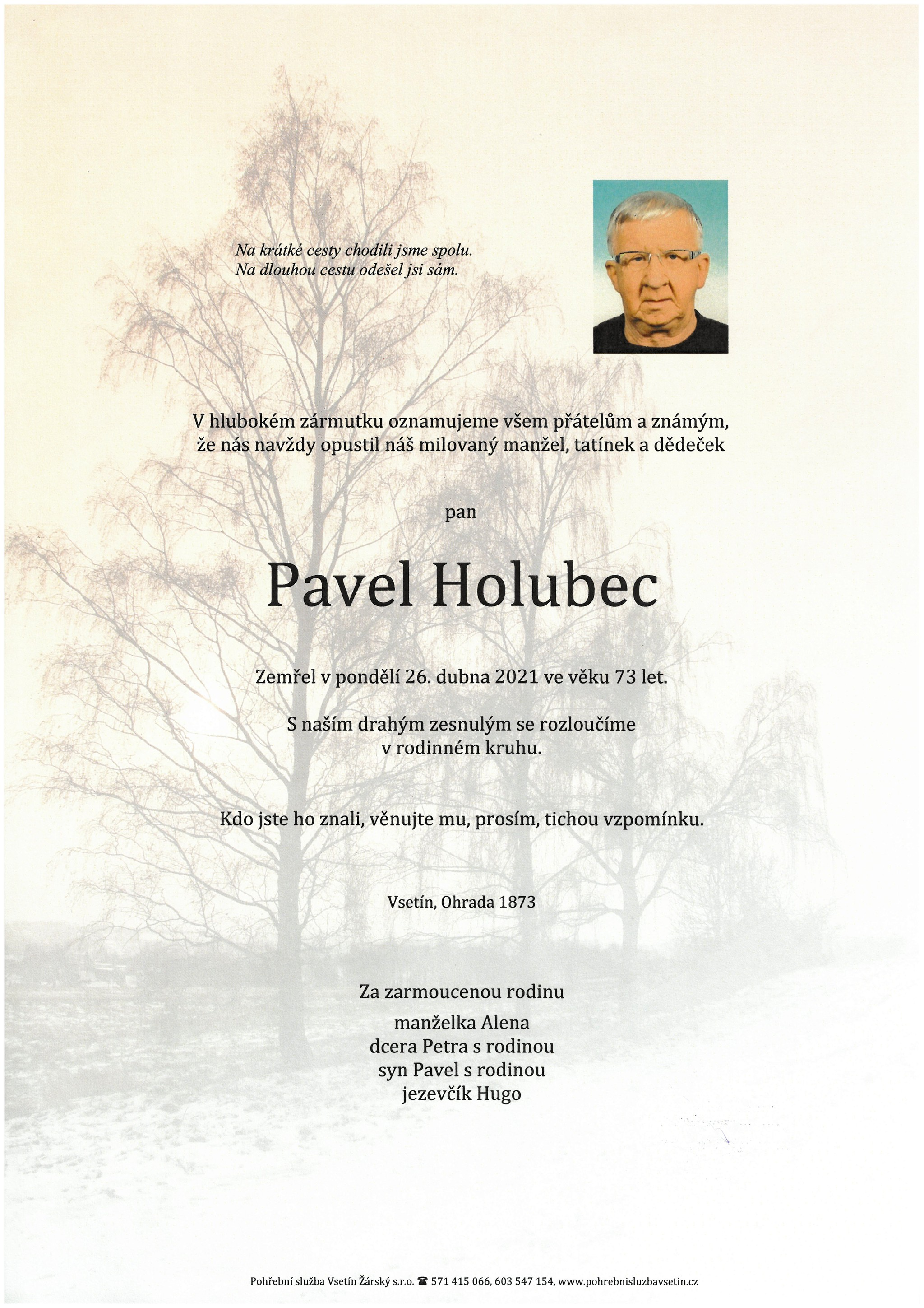 Pavel Holubec
