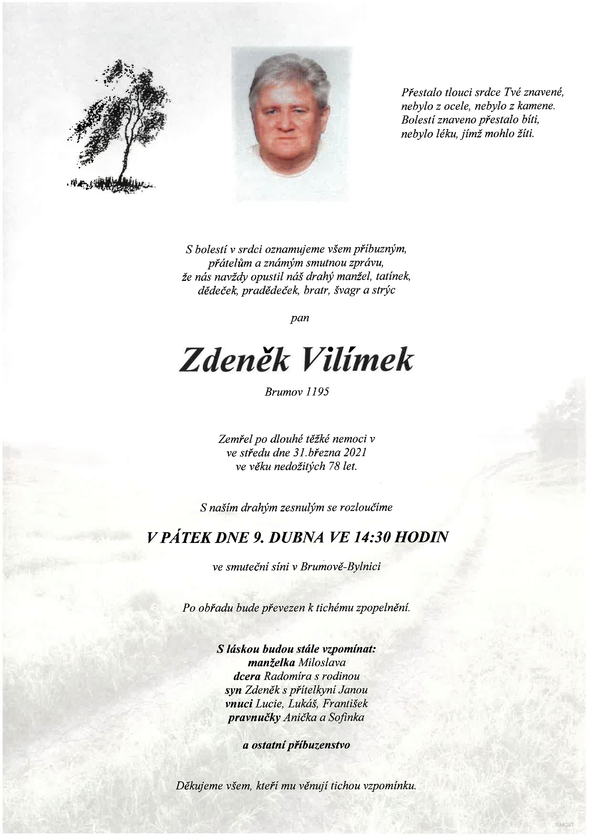Zdeněk Vilímek