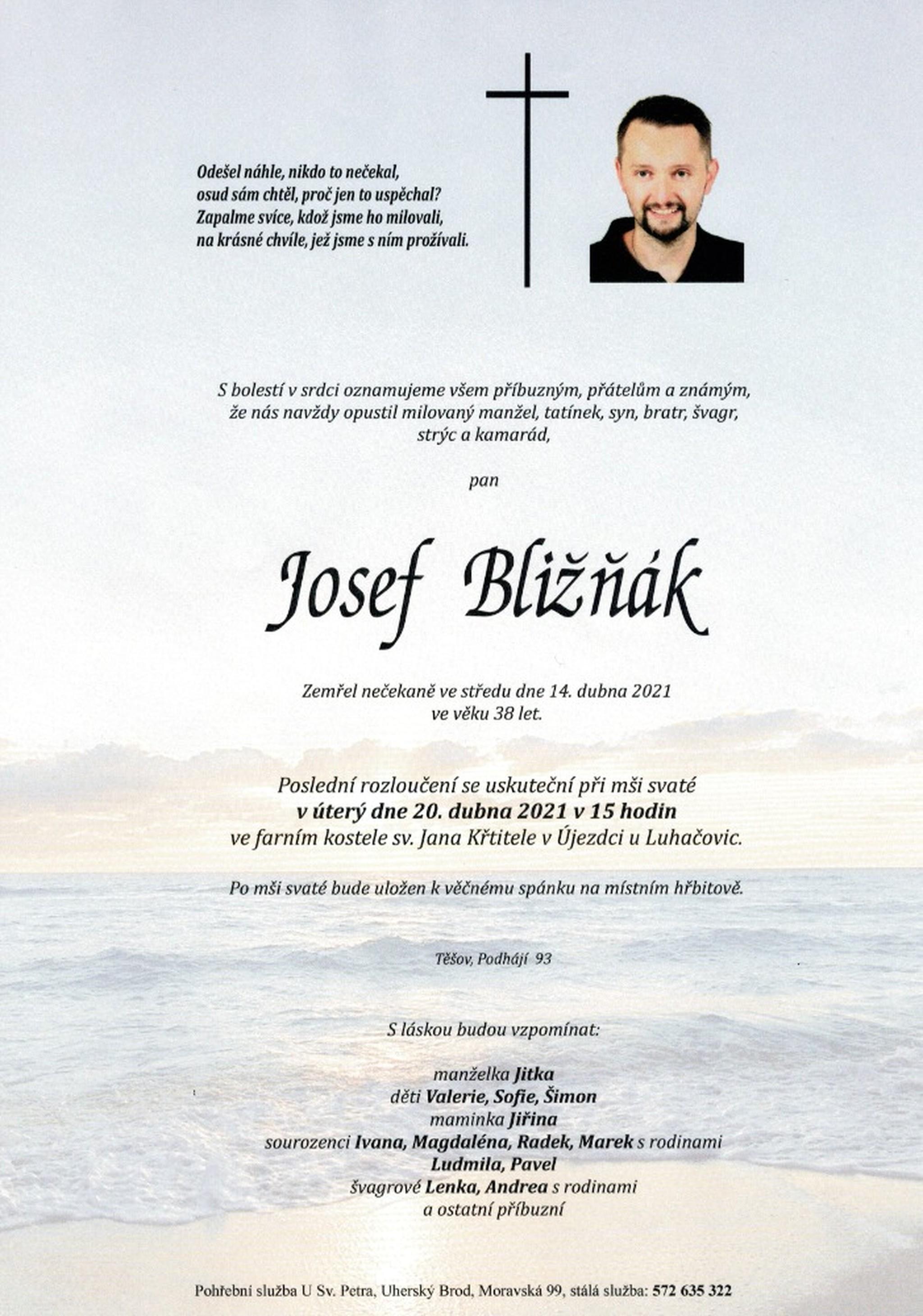 Josef Bližňák