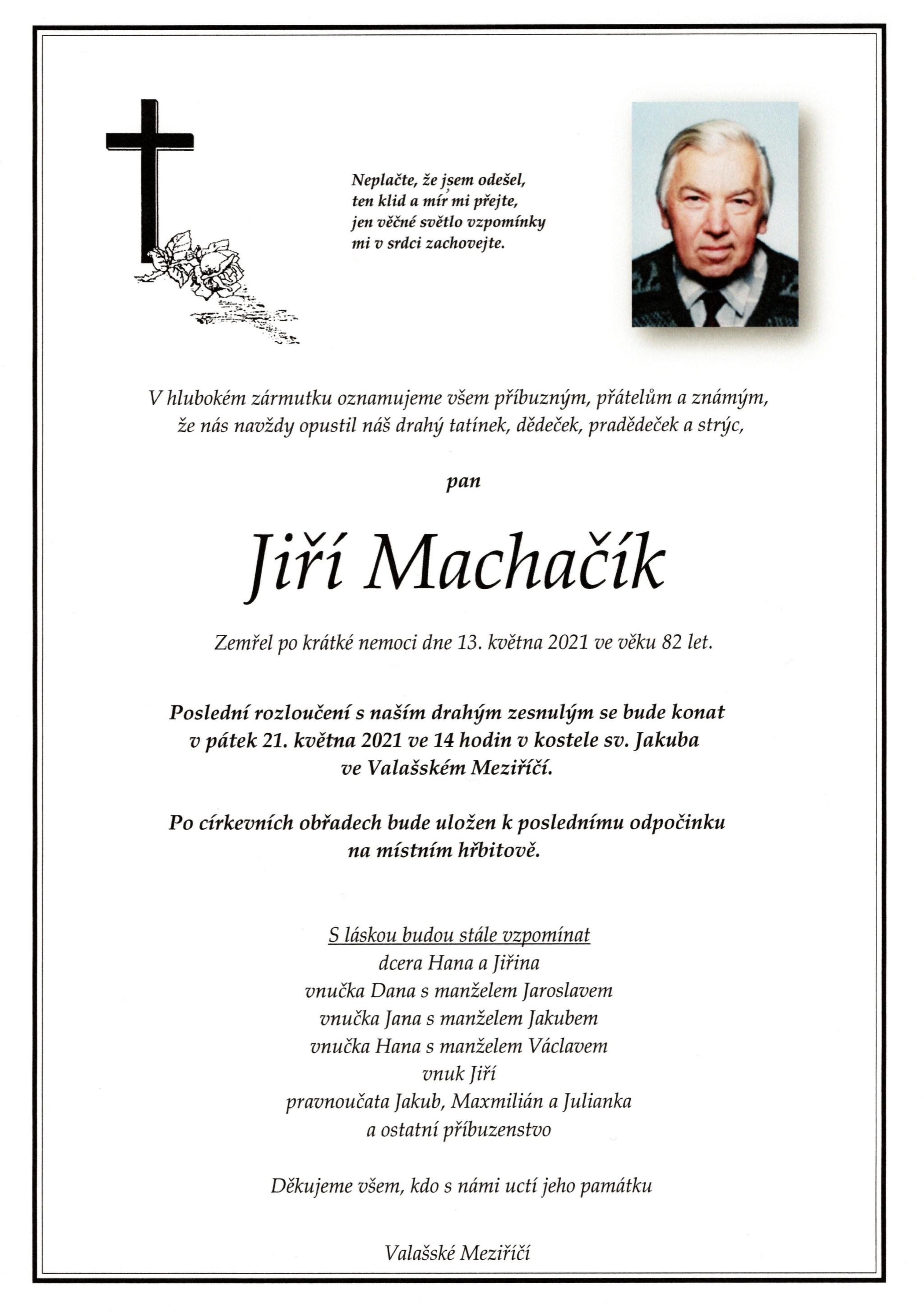 Jiří Machačík
