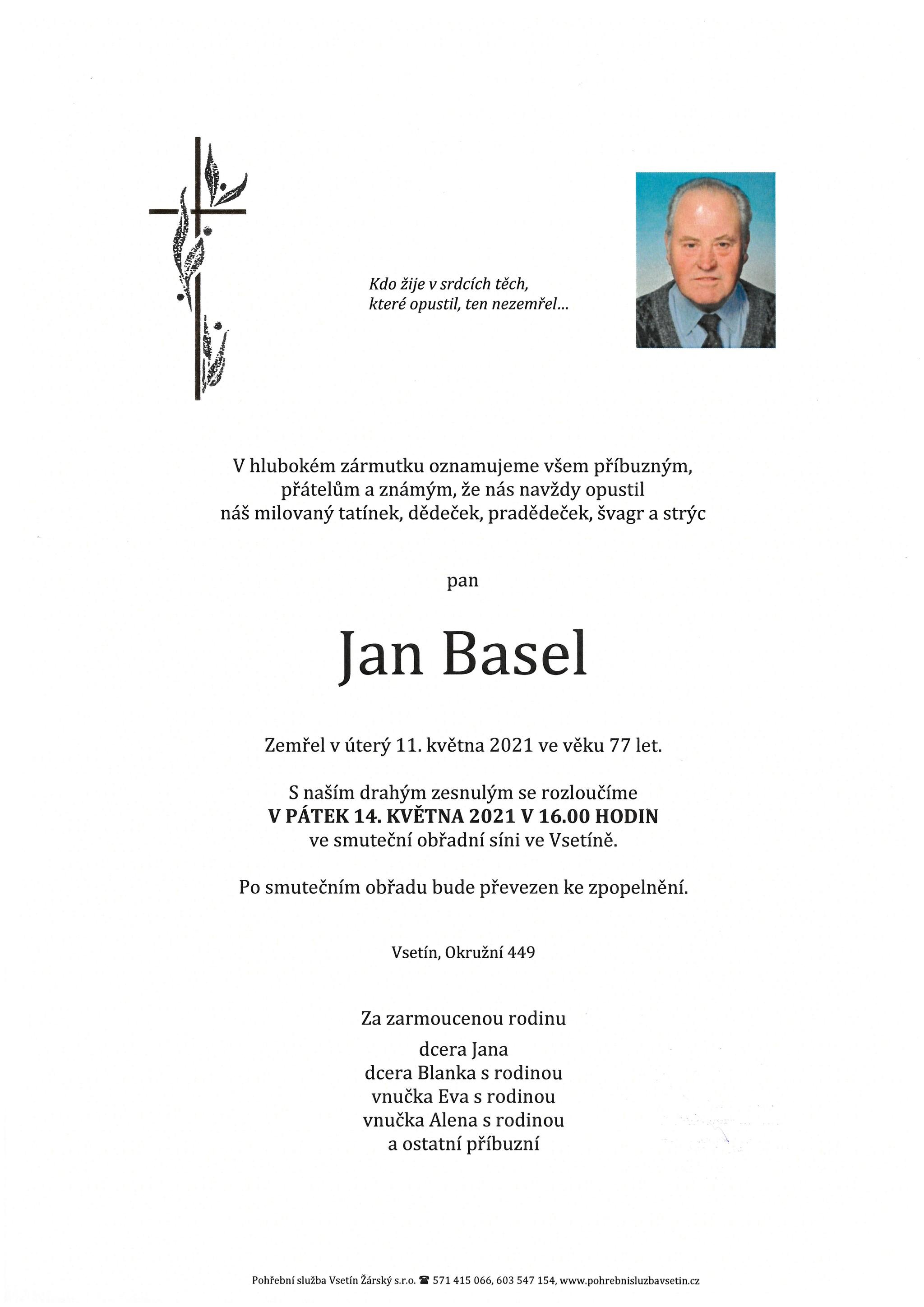 Jan Basel