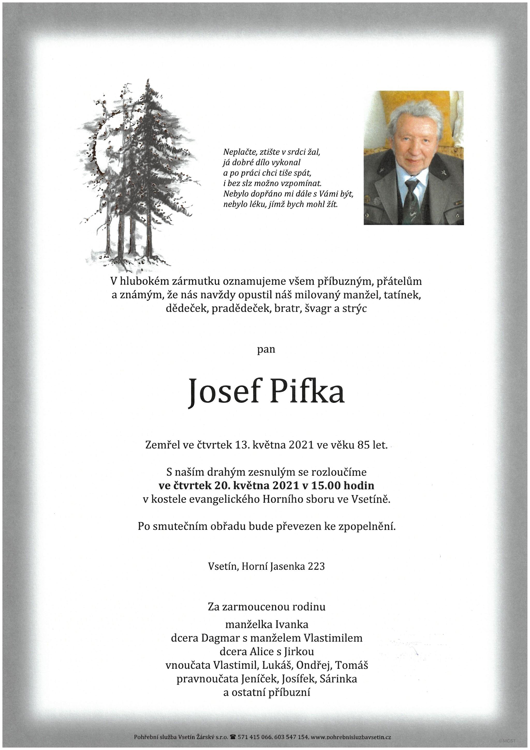 Josef Pifka