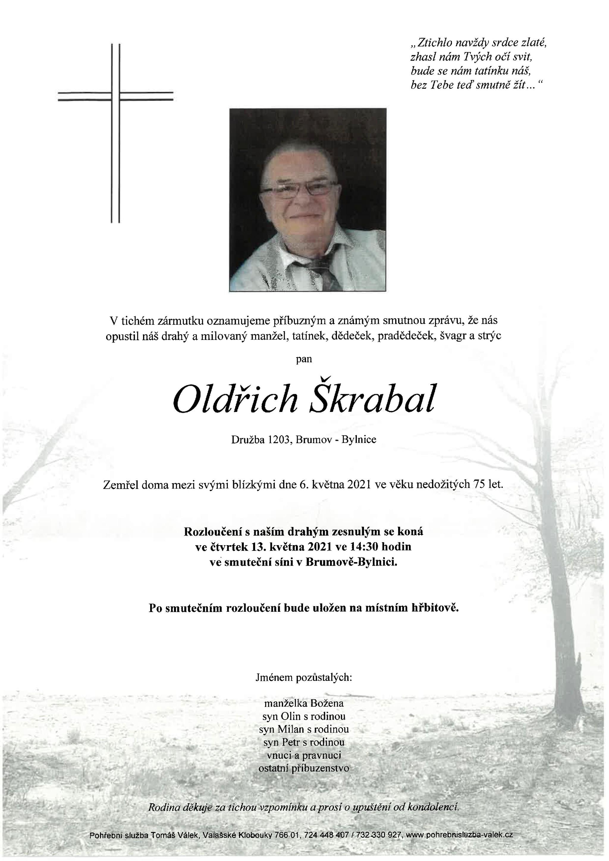 Oldřich Škrabal